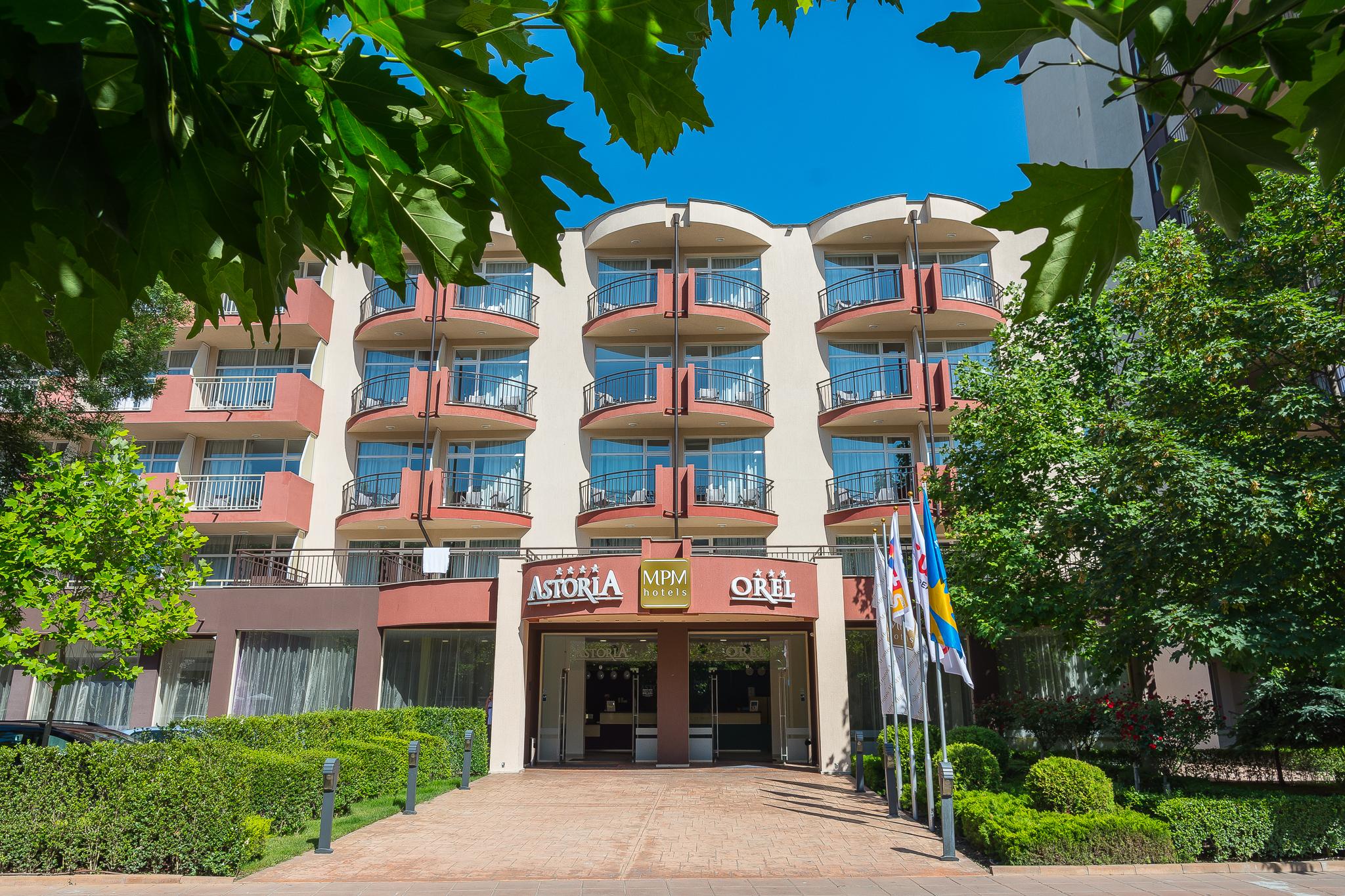 MPM Hotel Astoria, Nesebar