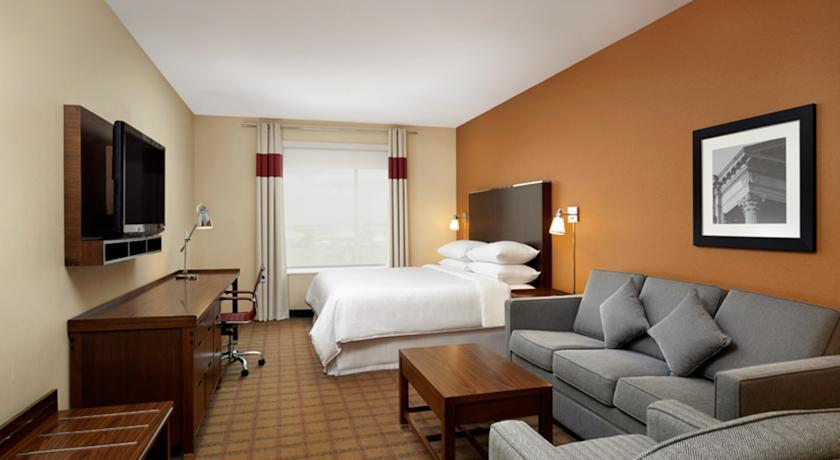 Four Points by Sheraton Edmonton International Airport, Division No. 11