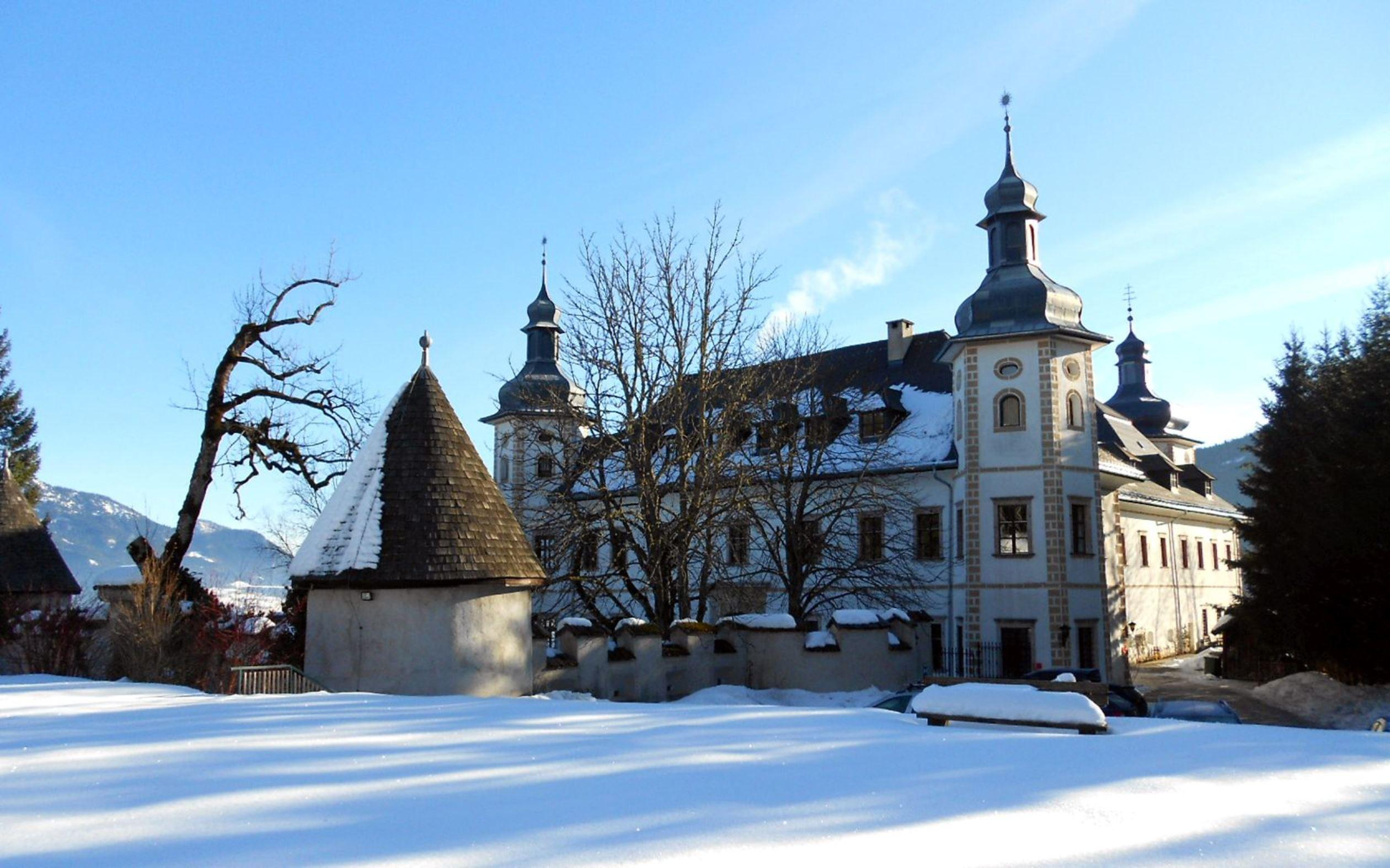 JUFA Schloss Röthelstein, Liezen