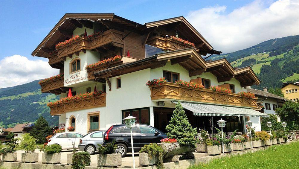 Landhaus Rosengarten, Schwaz