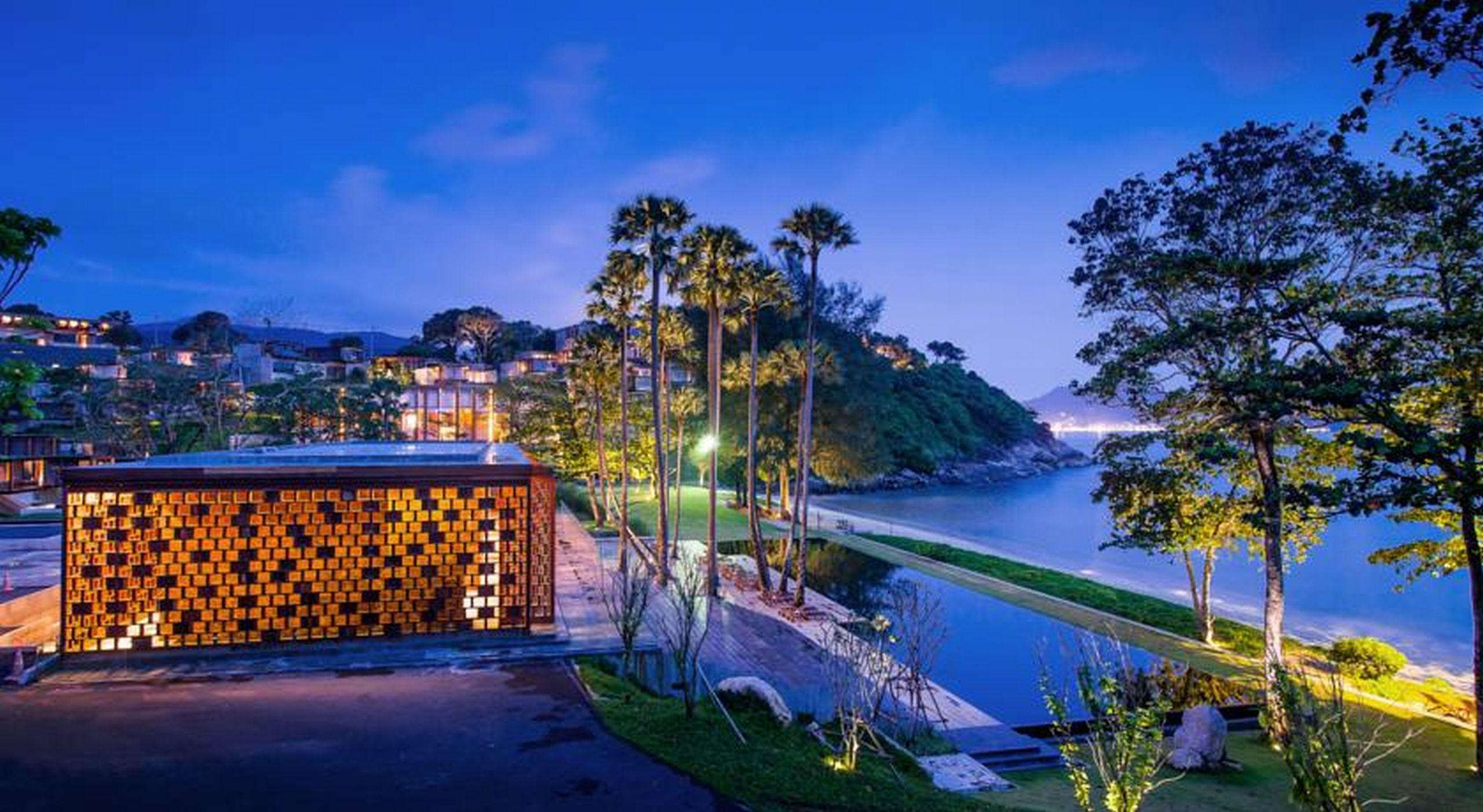 The Naka Phuket, Pulau Phuket
