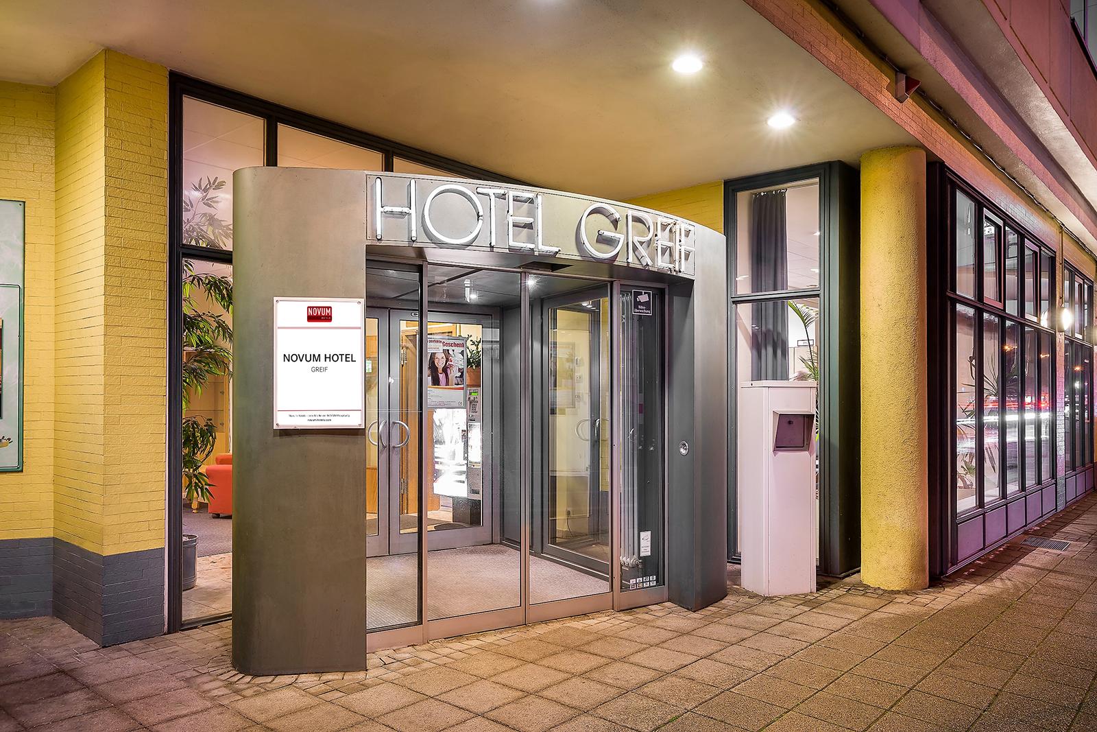 Novum Hotel Greif, Karlsruhe