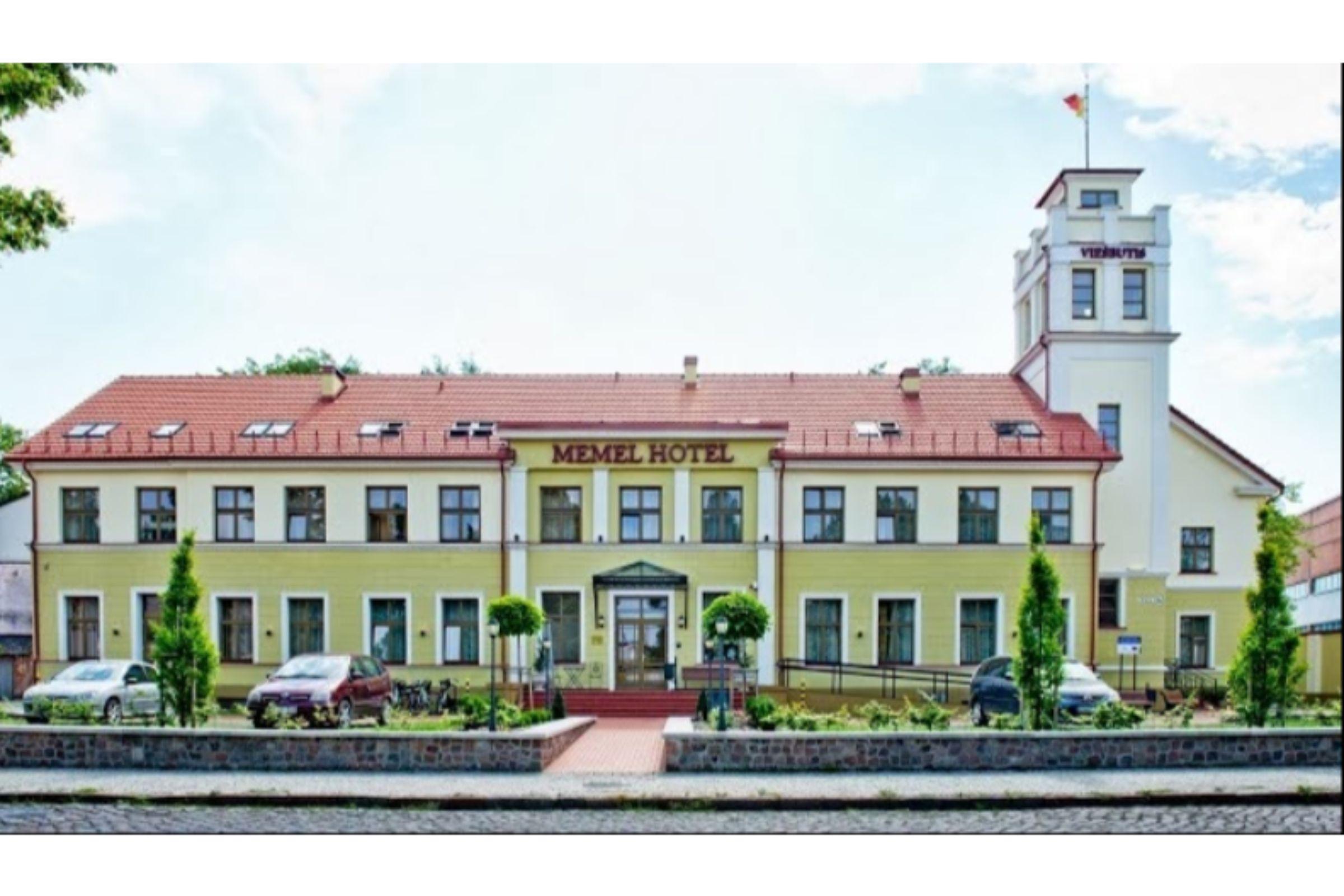 Memel Hotel, Klaipėdos