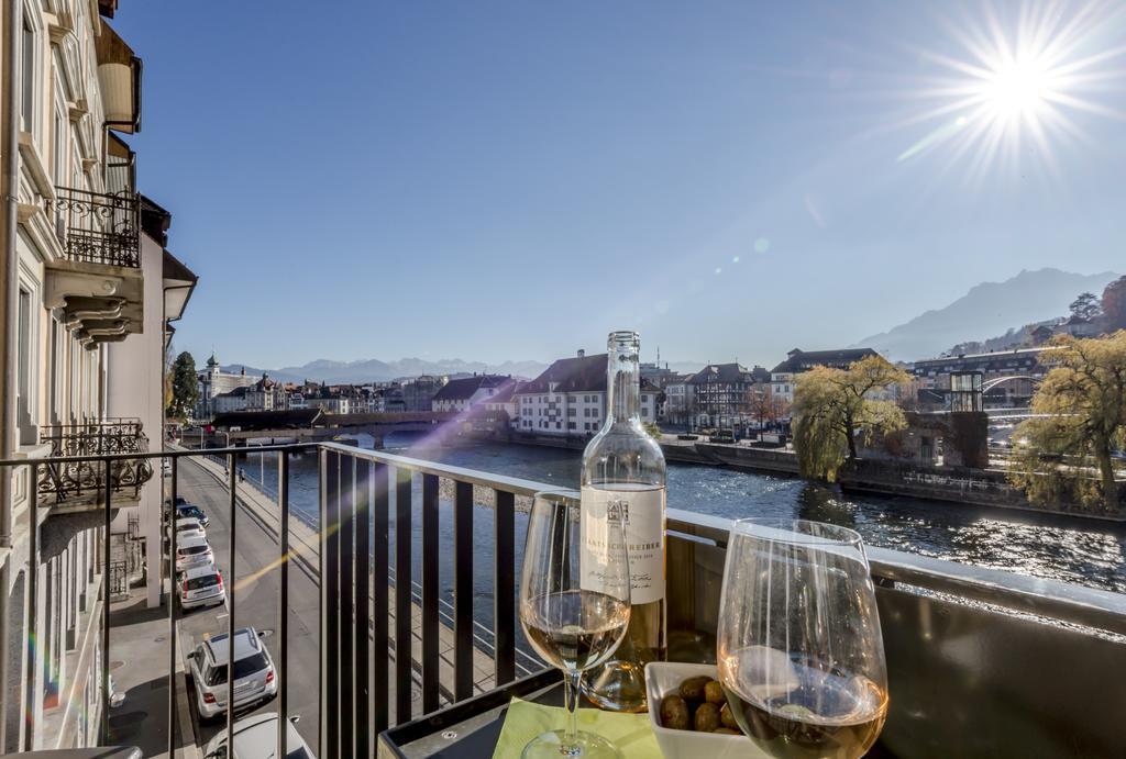 Tourist Hotel, Luzern