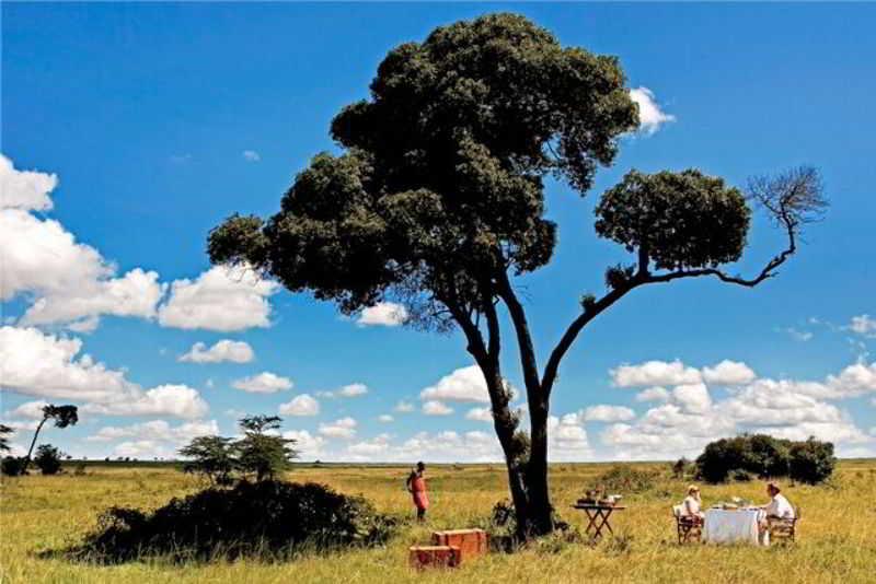 Karen Blixen Camp, Narok West