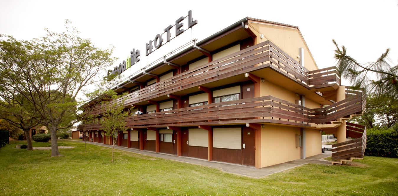 Hôtel Kyriad Fontenay Tresigny
