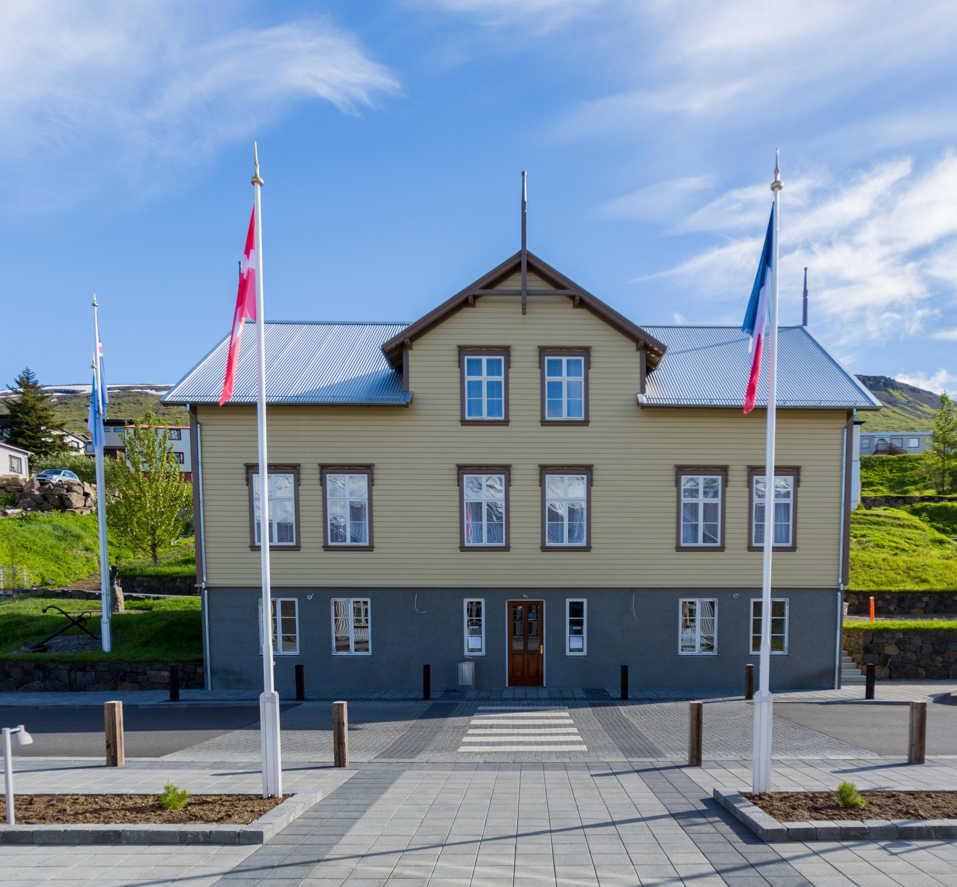 Fosshotel Eastfjords, Búðahreppur