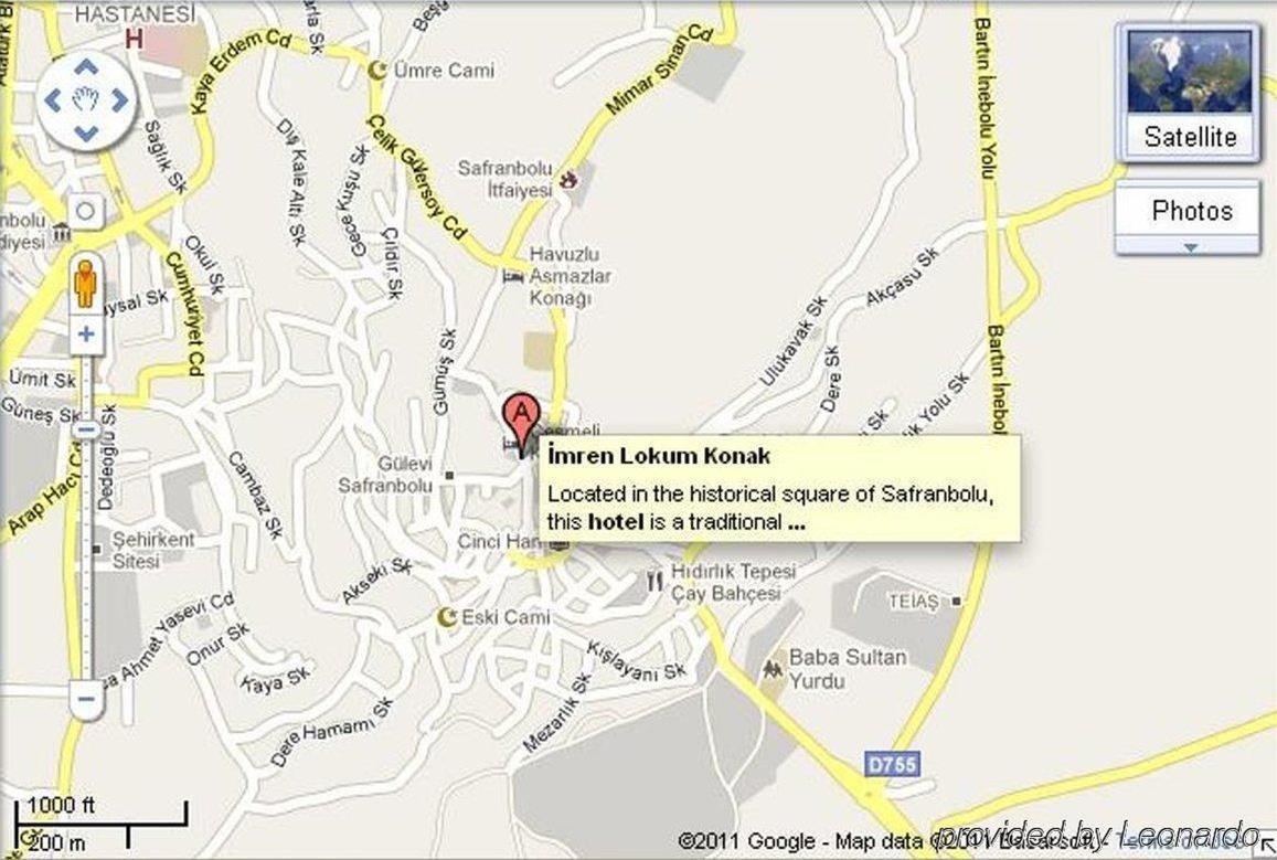 Imren Lokum Konak, Safranbolu