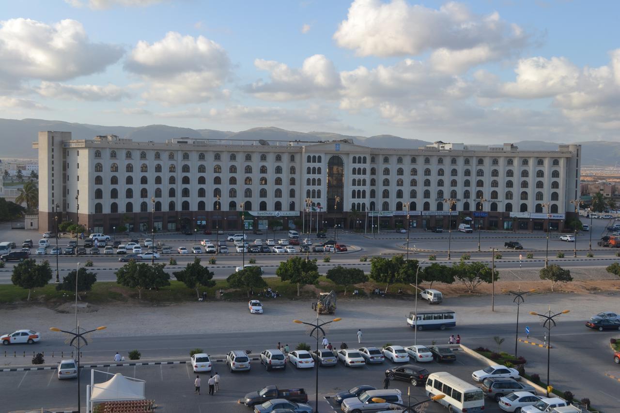 Hamdan Plaza, Salalah