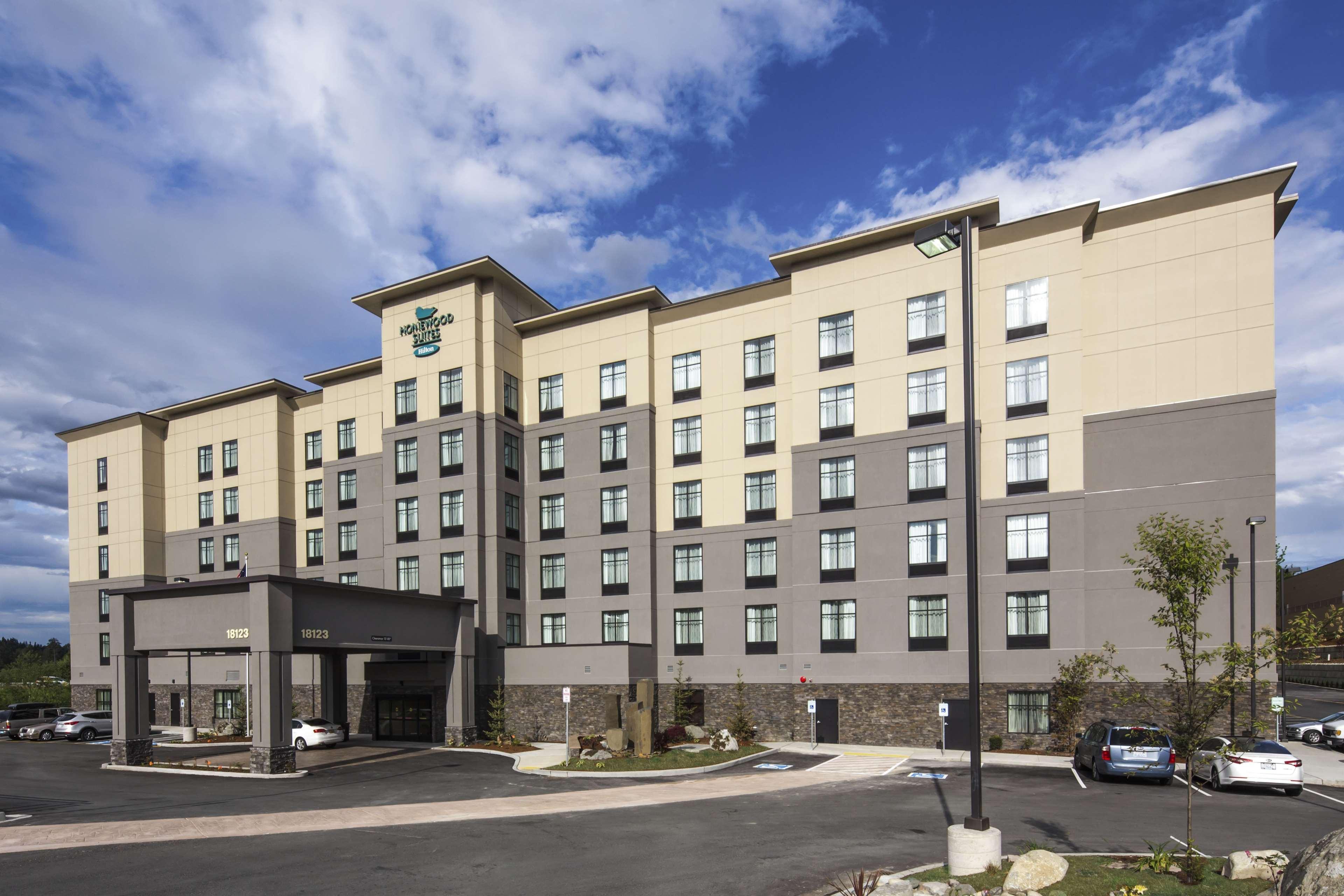 Homewood Suites by Hilton Seattle/Lynnwood, Snohomish