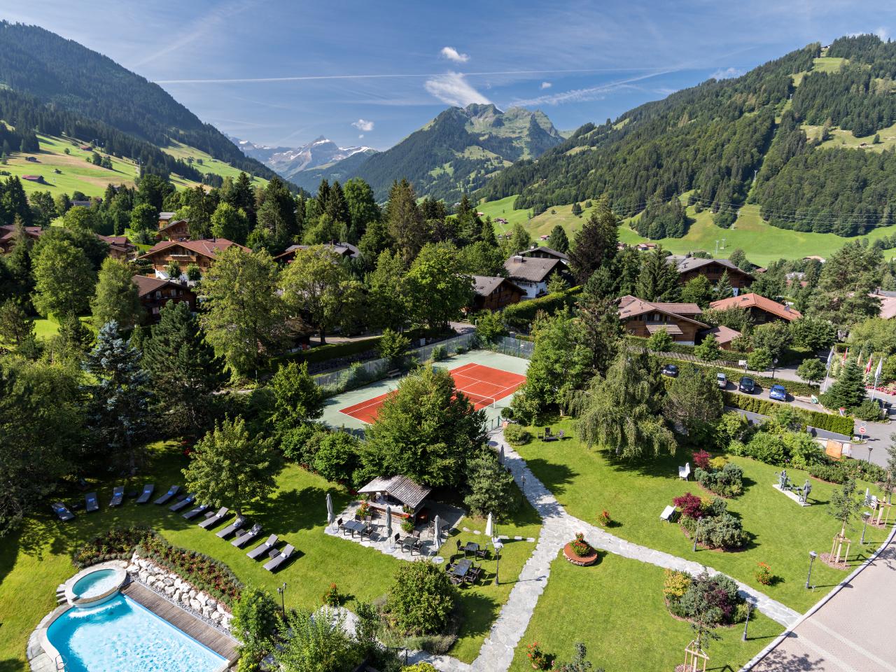 Park Gstaad, Saanen
