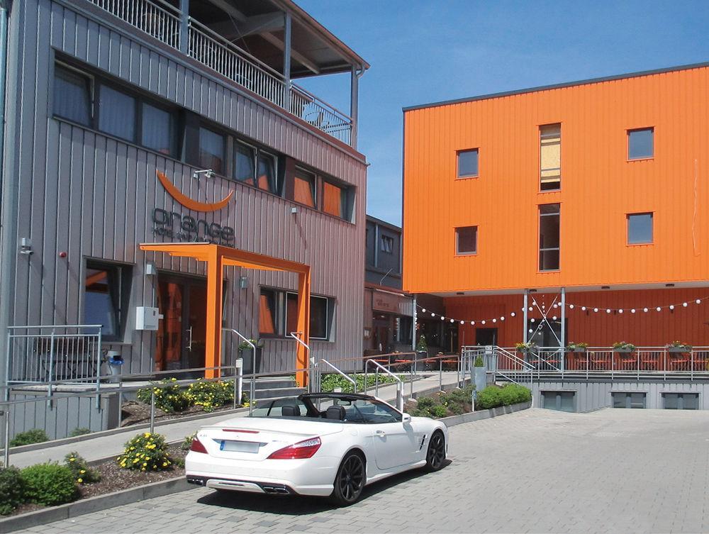 Orange, Neu-Ulm