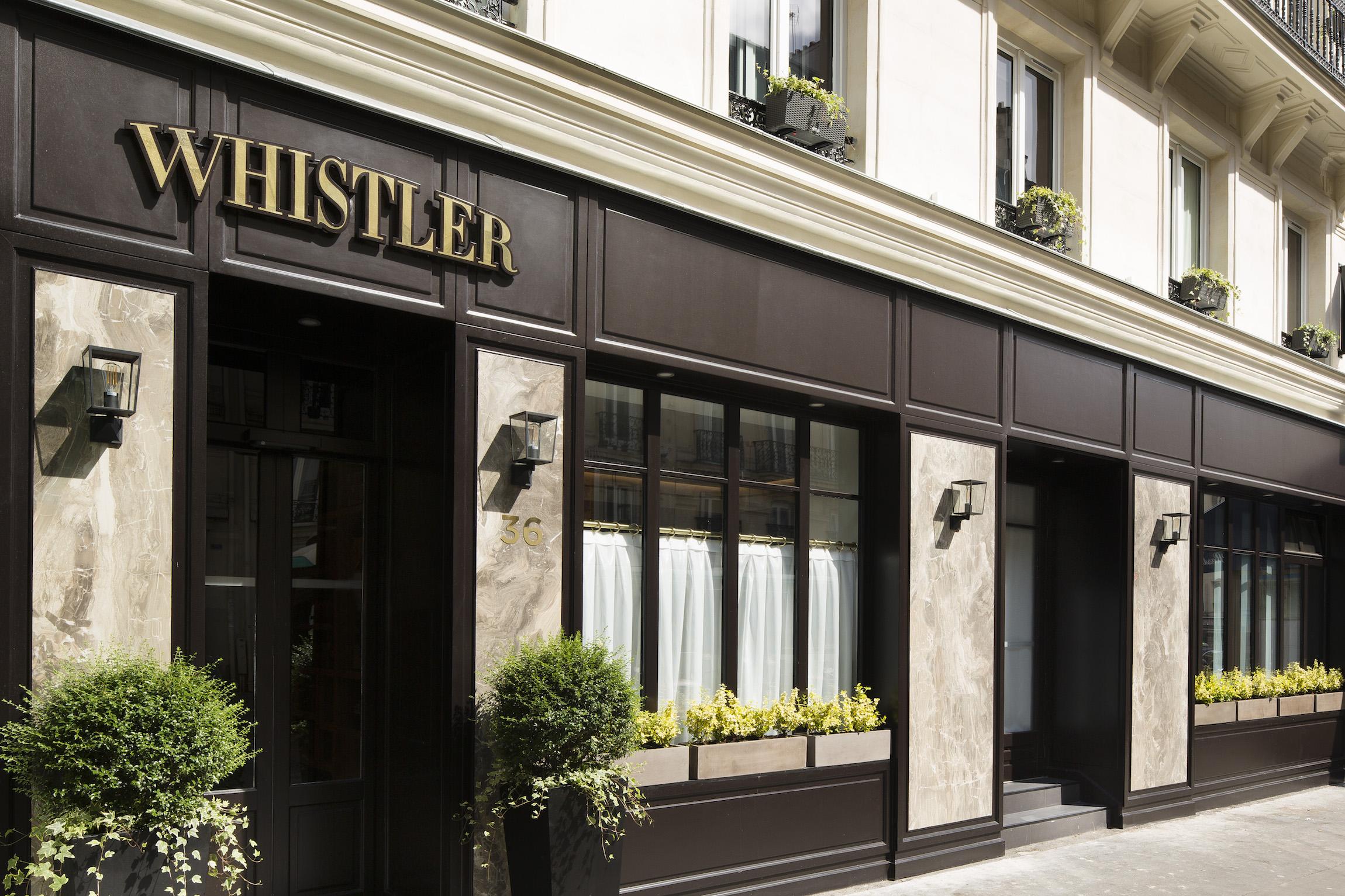 Hotel Whistler, Paris