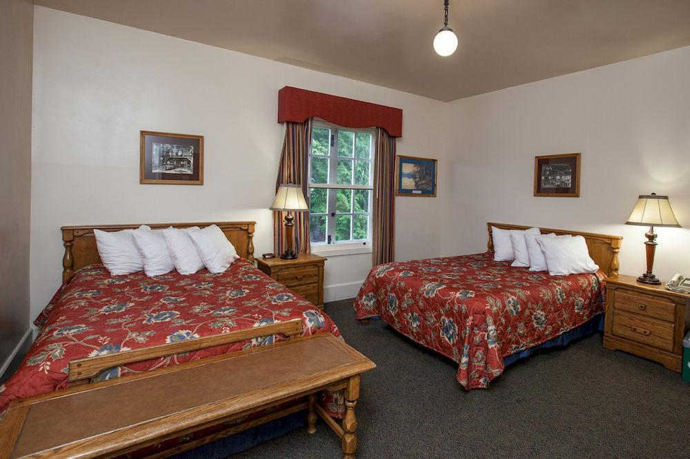 Lake Mc Donald Lodge, Flathead