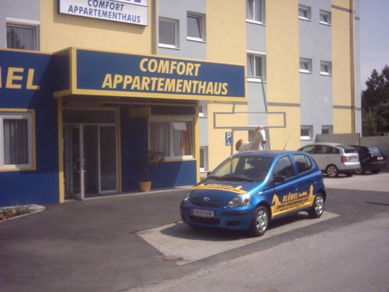Comfort Appartementhaus Blümel, Graz