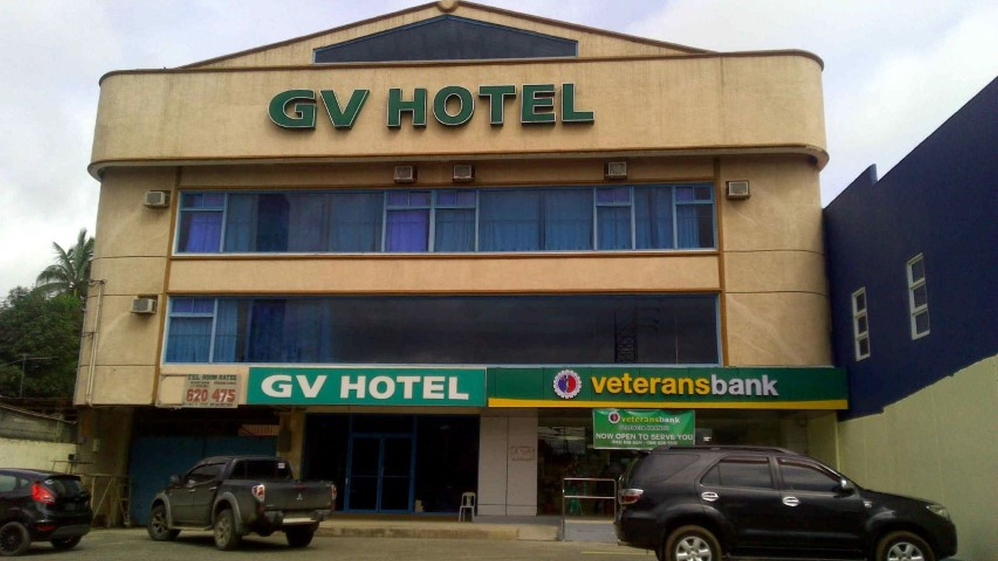 GV Hotel Valencia, Valencia City