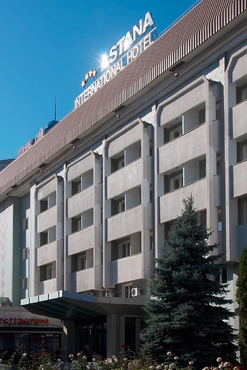 Astana International, Almaty (Alma-Ata)