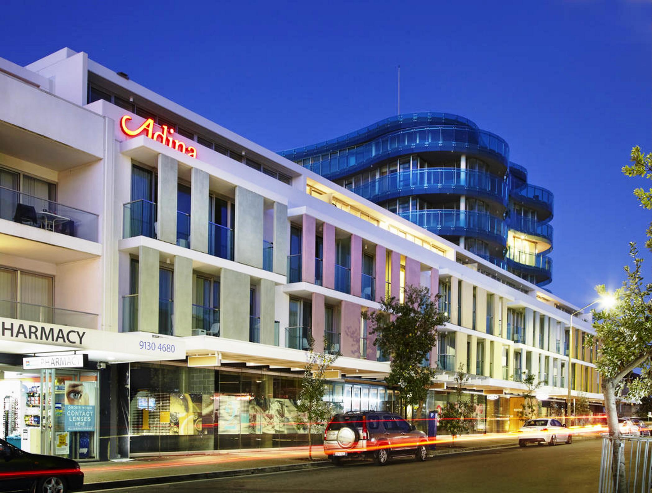 Adina Apartment Hotel Bondi Beach Sydney, Waverley