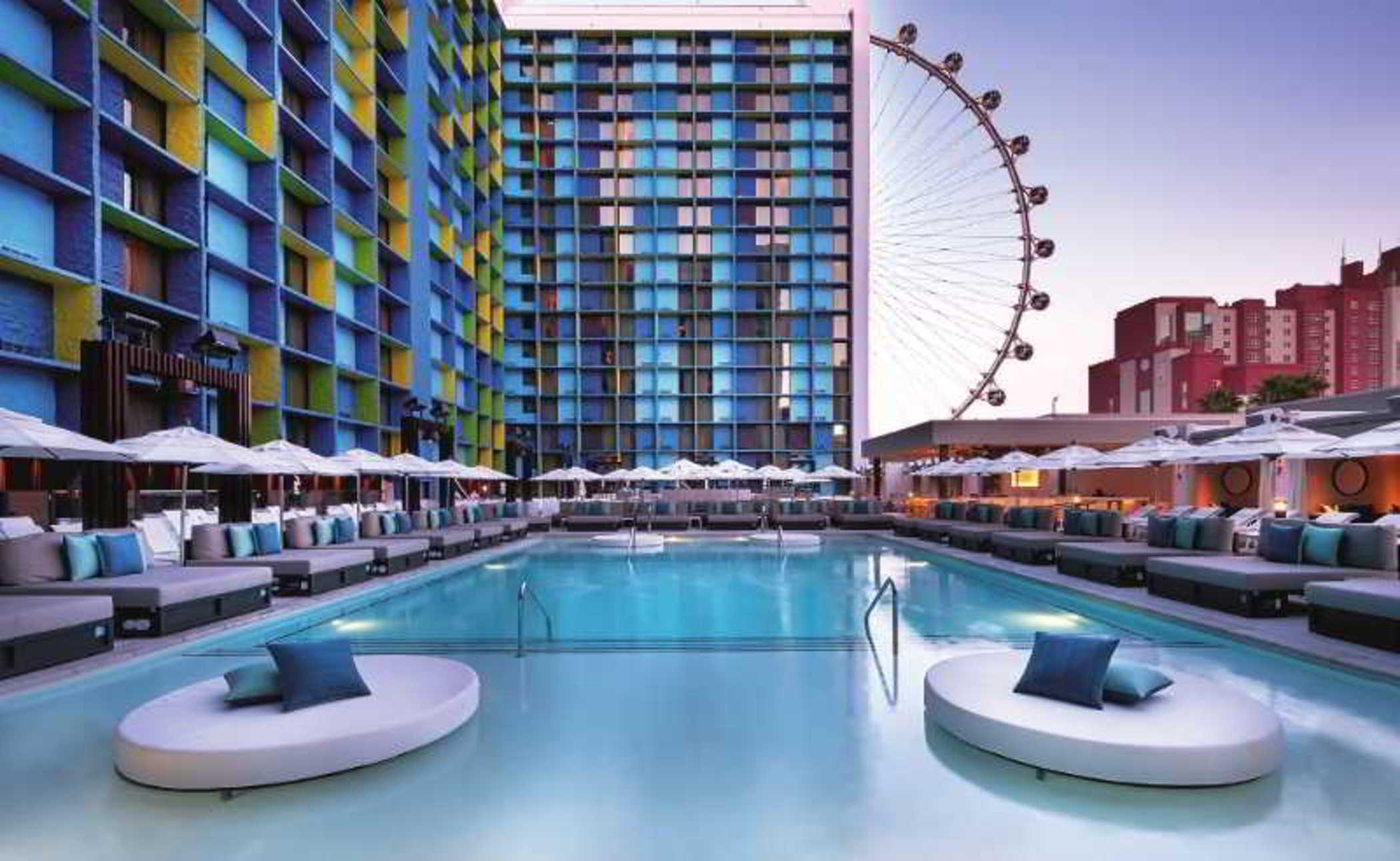 The LINQ Hotel & Casino, Clark