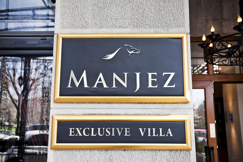 Villa Manjez, Palilula