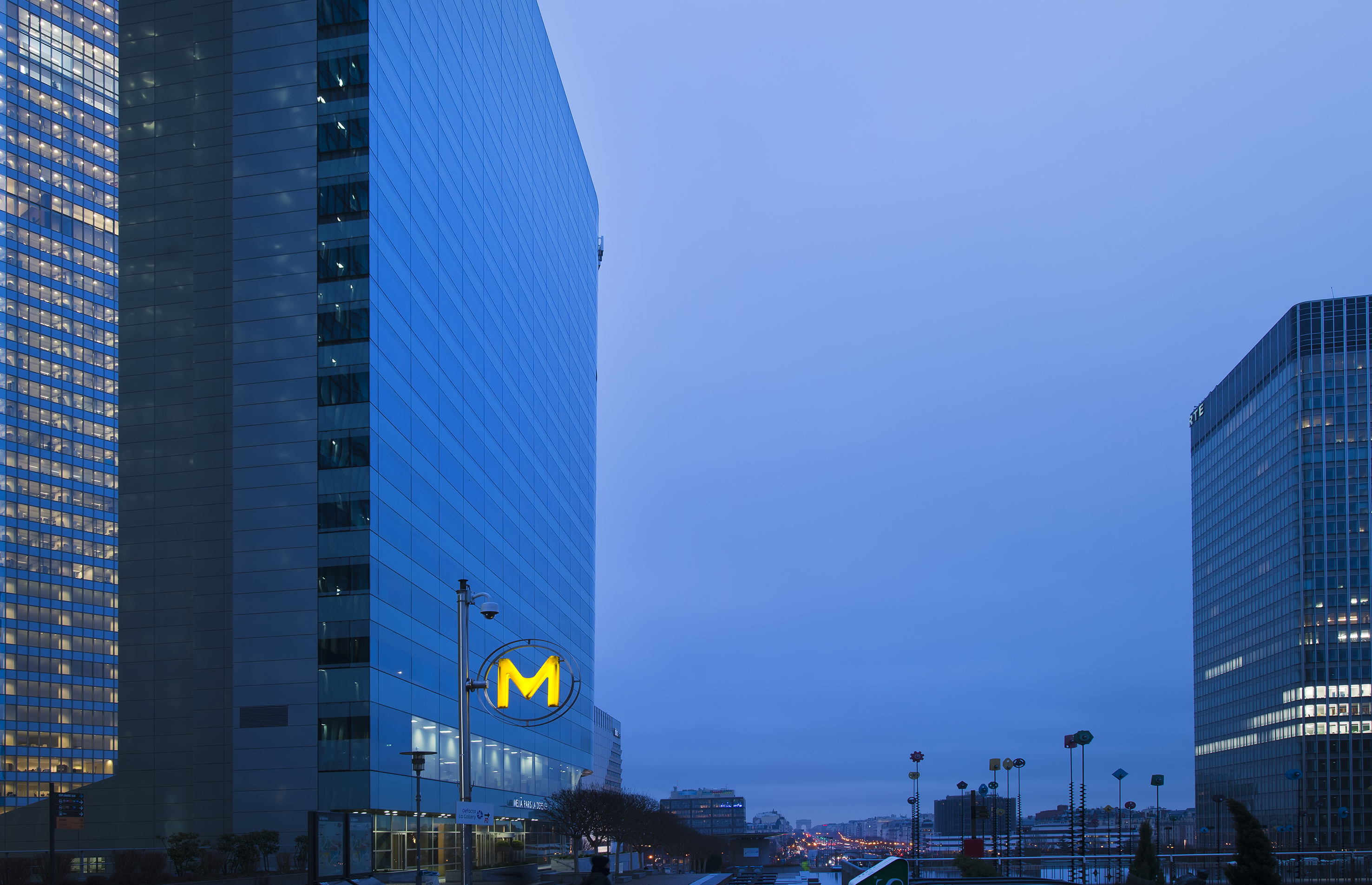 Melia Paris La Defense, Hauts-de-Seine