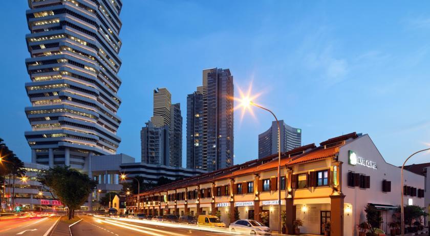 Hotel Clover 33 Jalan Sultan, Rochor