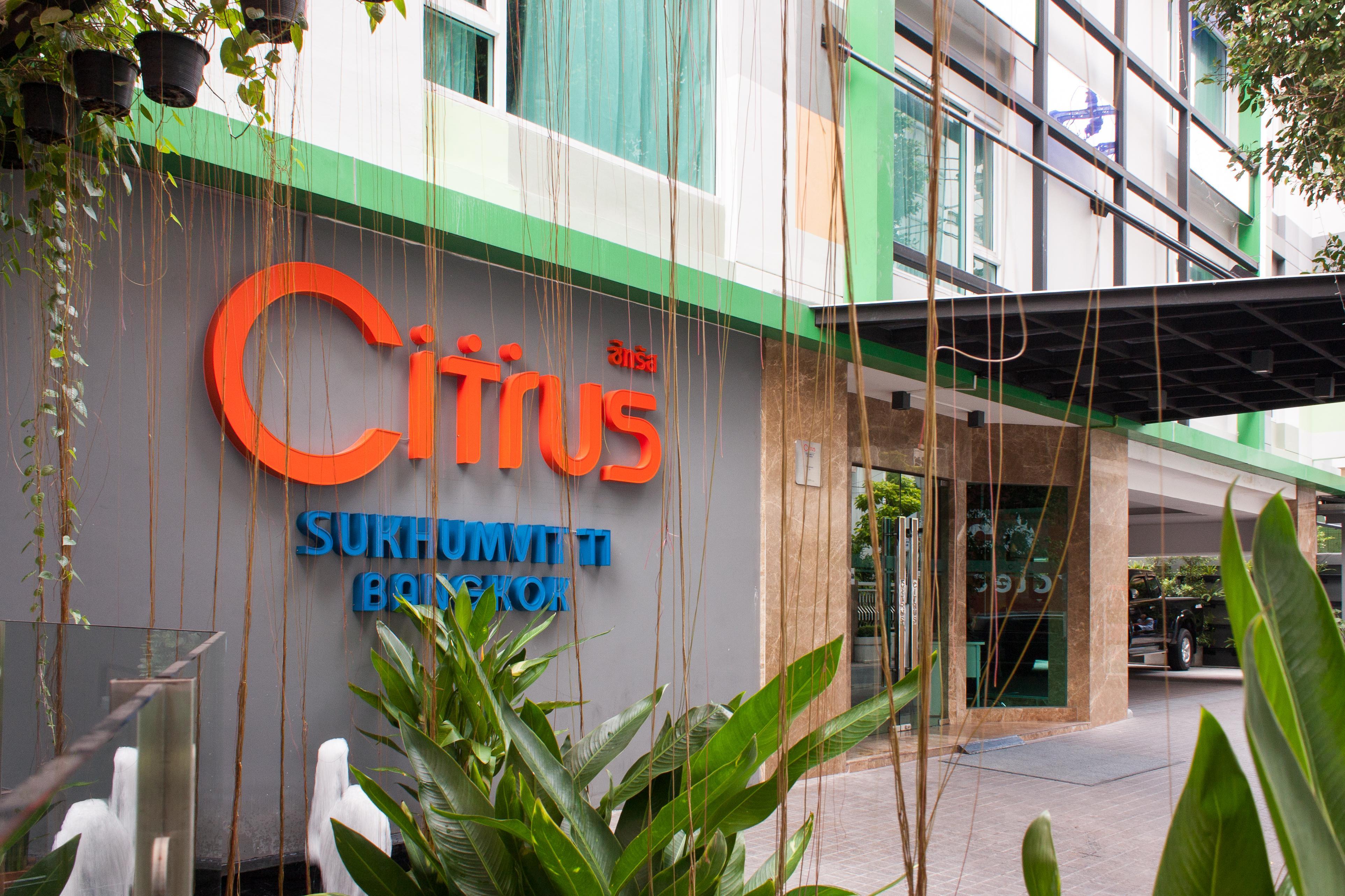 Citrus Sukhumvit 11 by Compass Hospitality, Ratchathewi