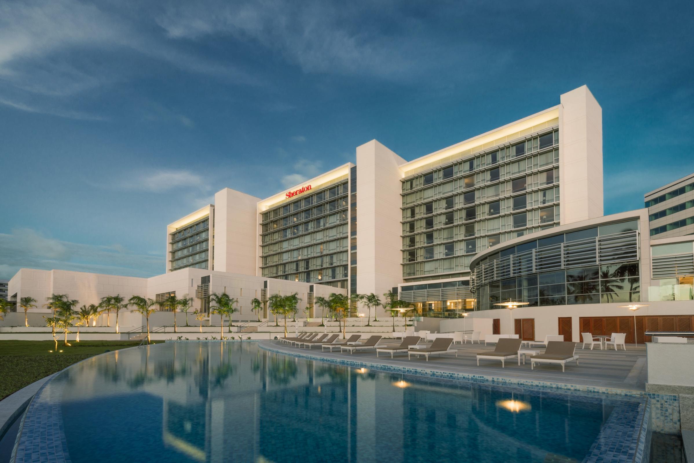 Sheraton Reserva do Paiva Hotel, Recife, Cabo