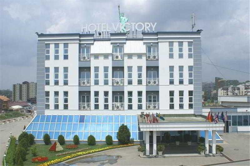 Victory hotel Pristina, Priština