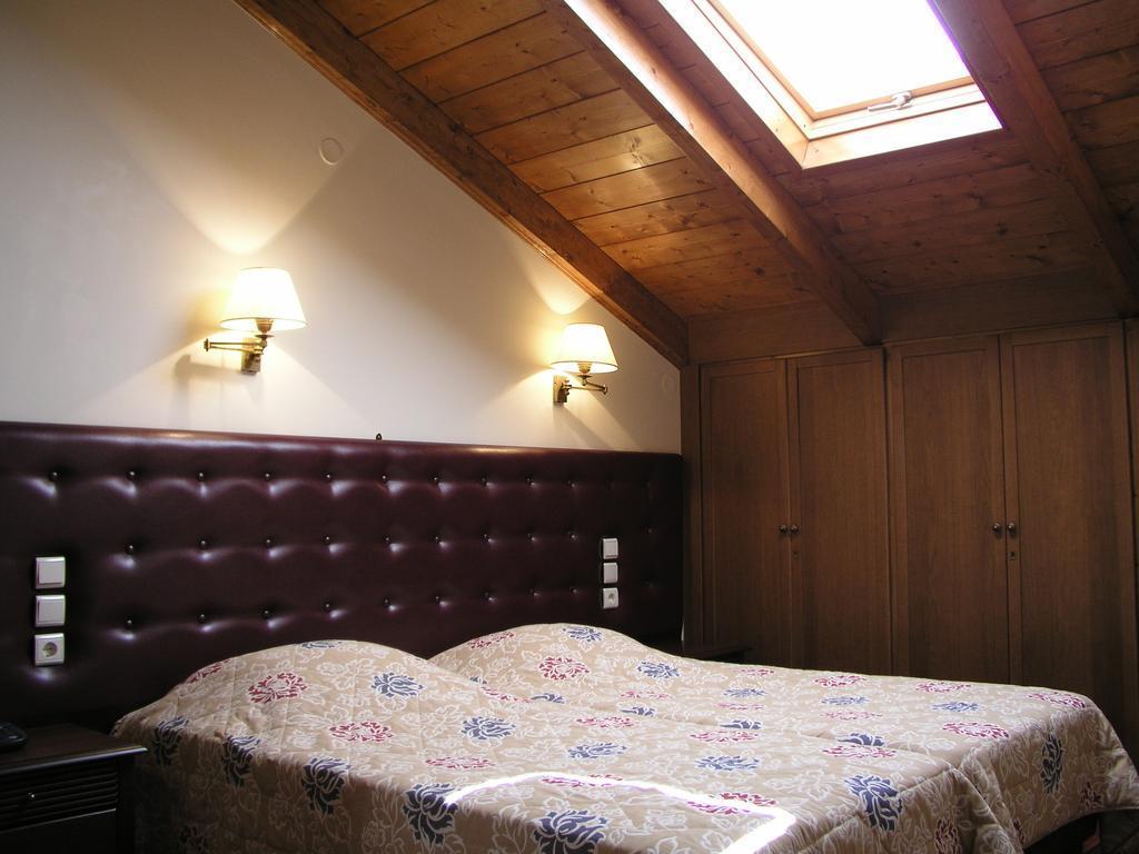 Kentrikon Hotel, Epirus