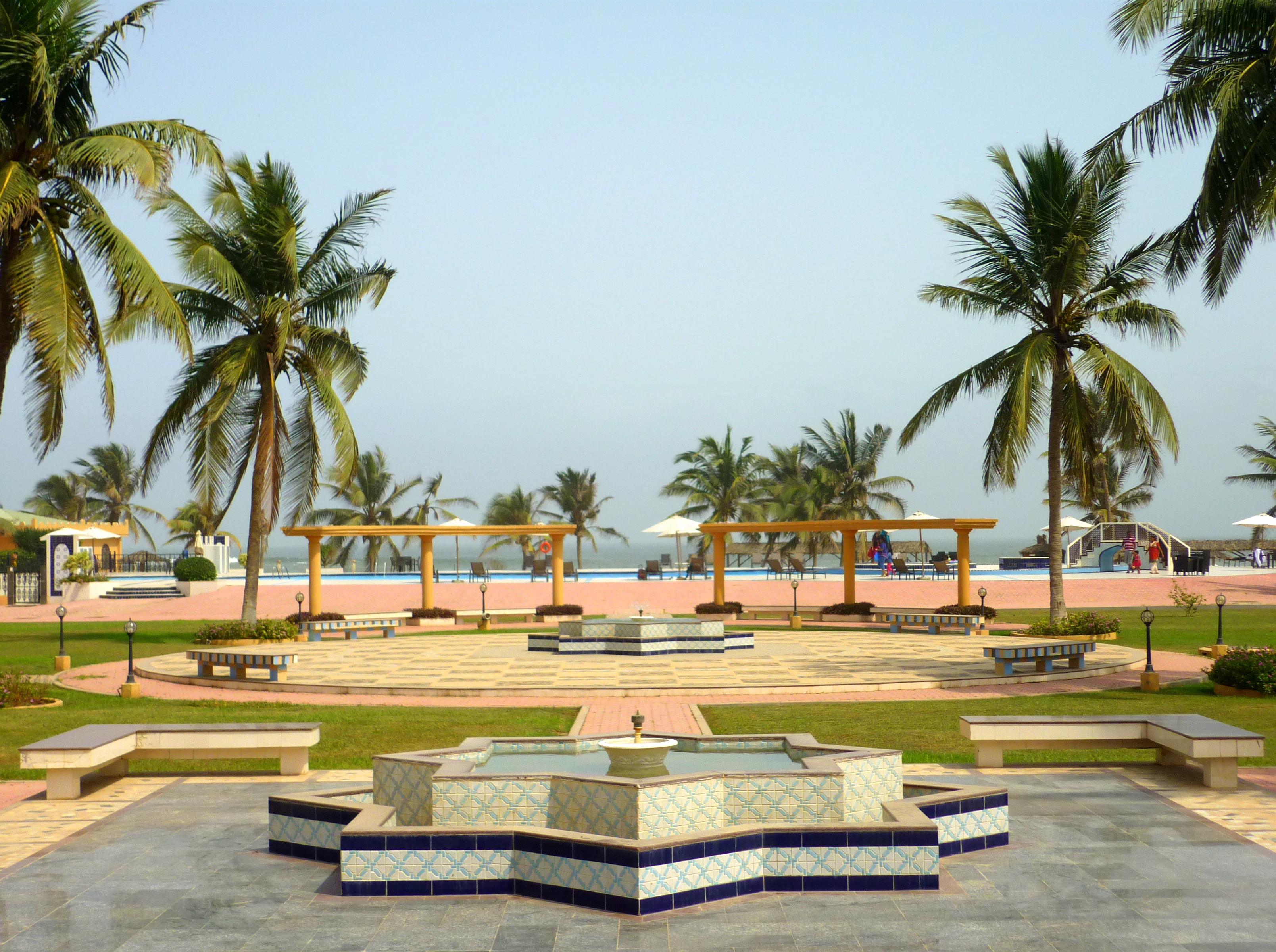 Samharam Tourist Village, Salalah