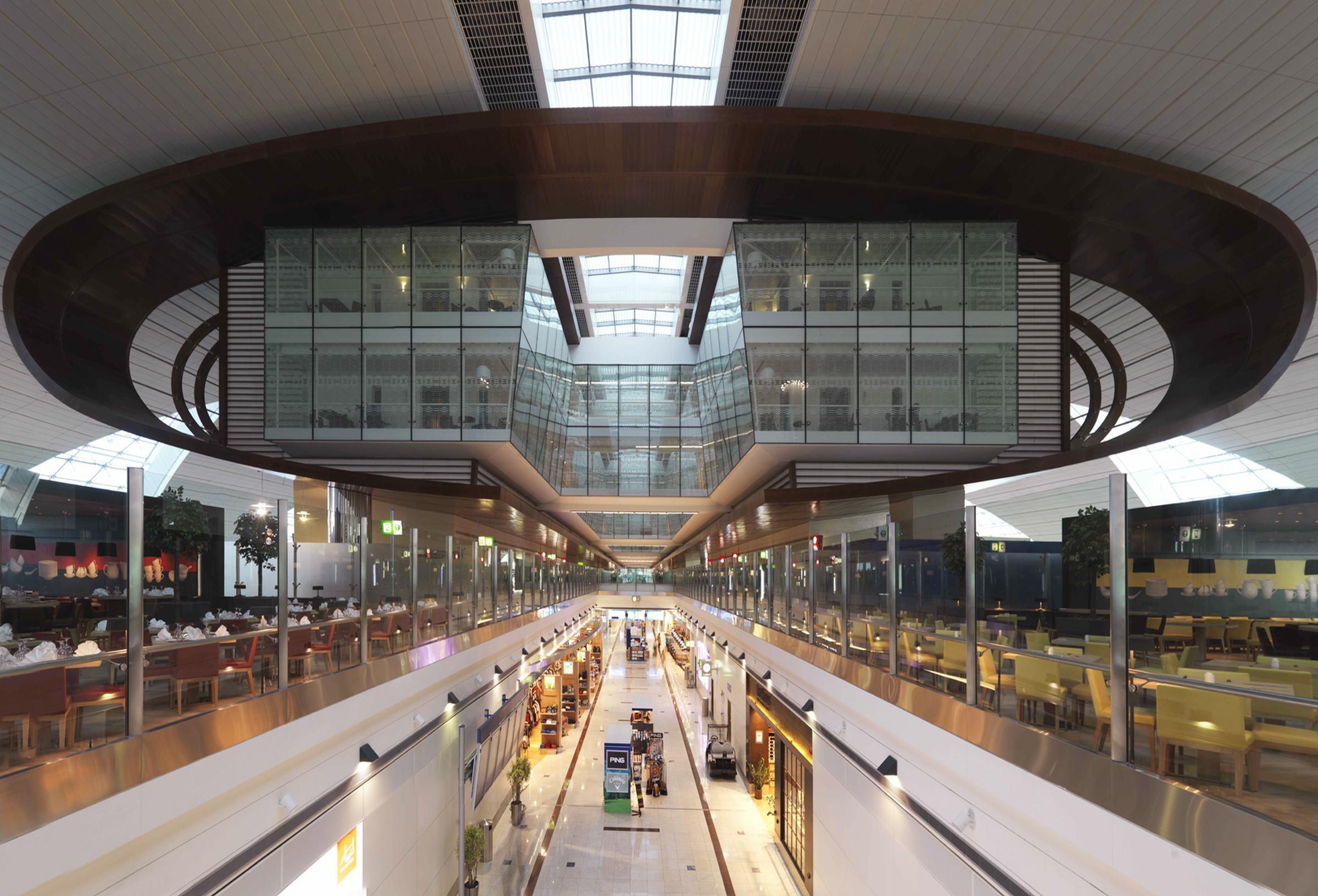 Dubai International Terminal Hotel,