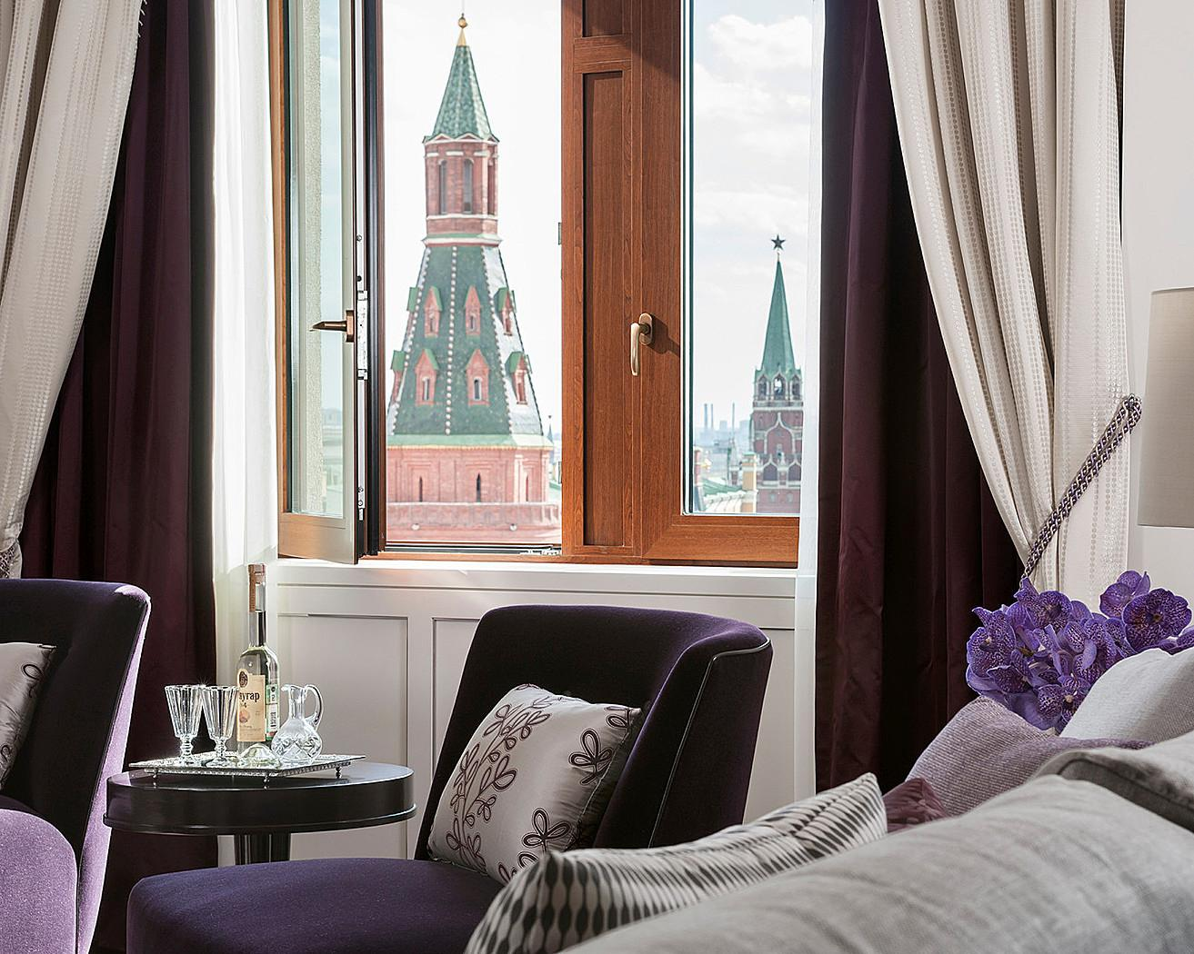 Four Seasons Hotel Moscow, Central