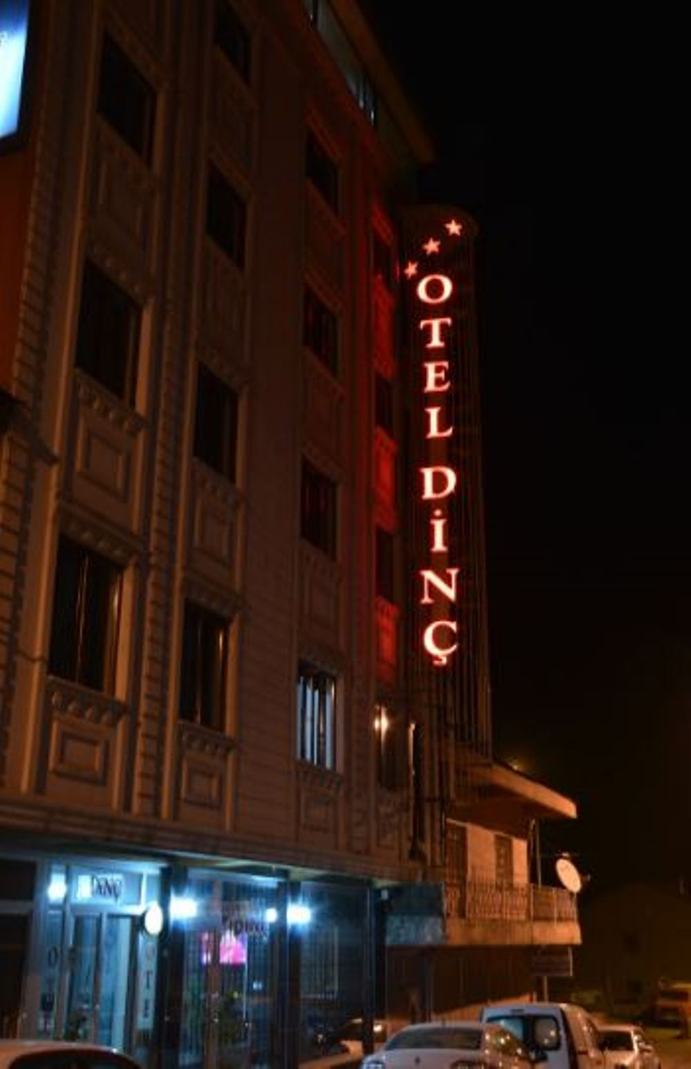 Dinç Hotel, Tatvan