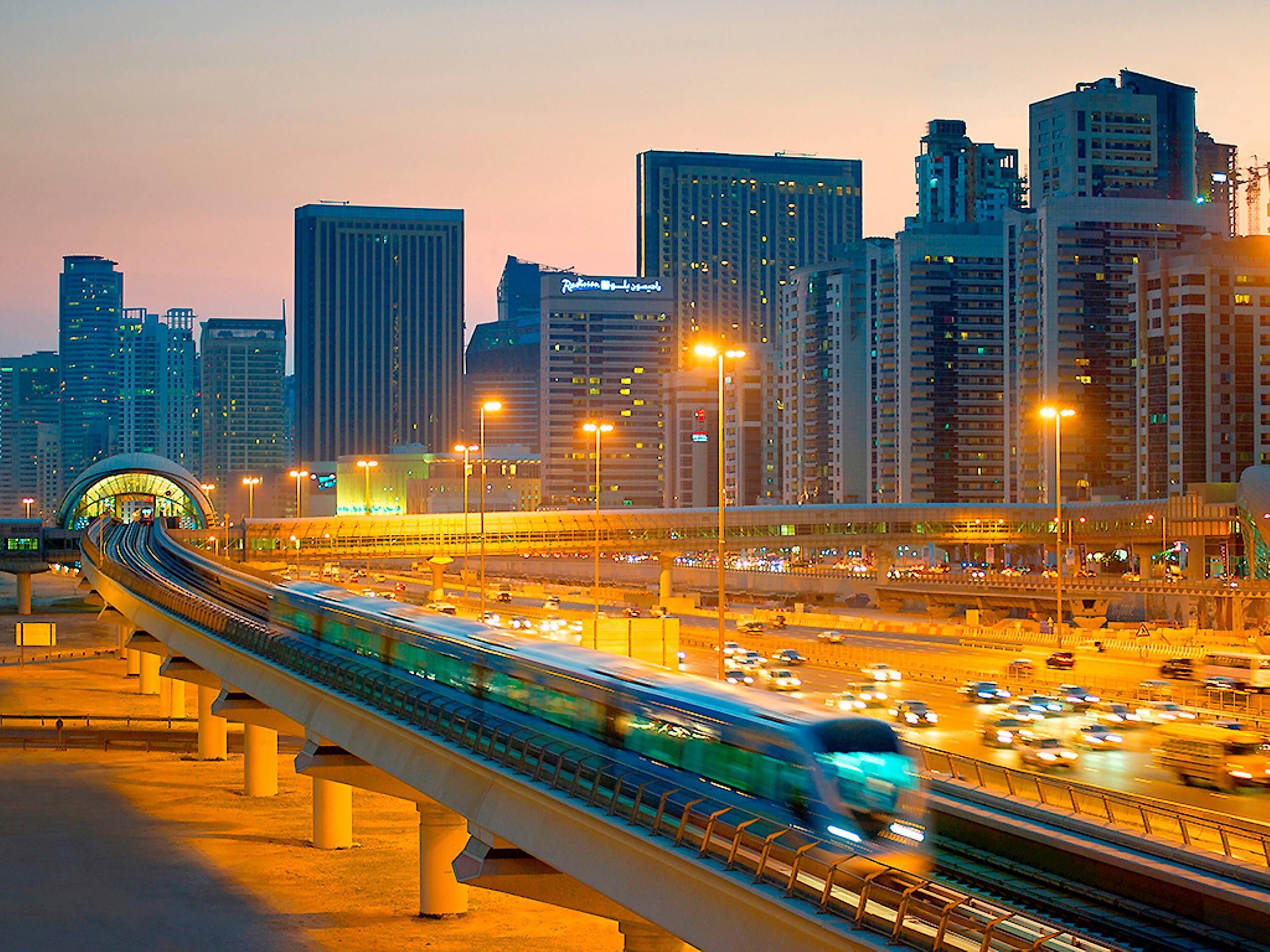 Adagio Premium Dubai Al Barsha,