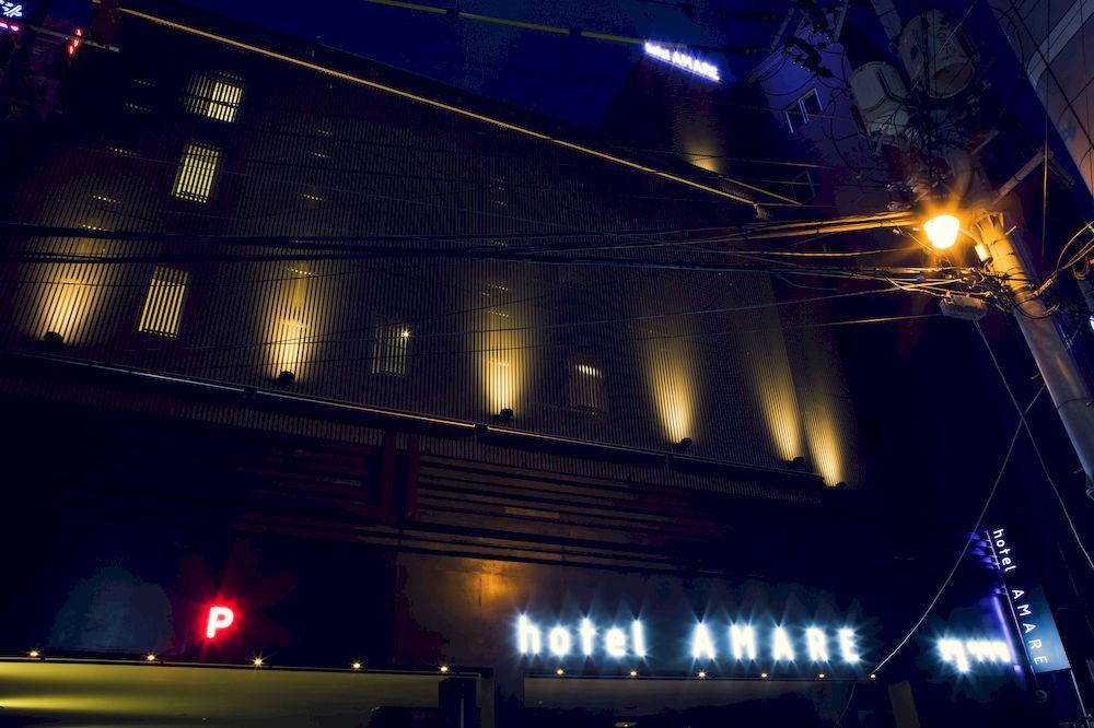 Amare Hotel, Yeonje