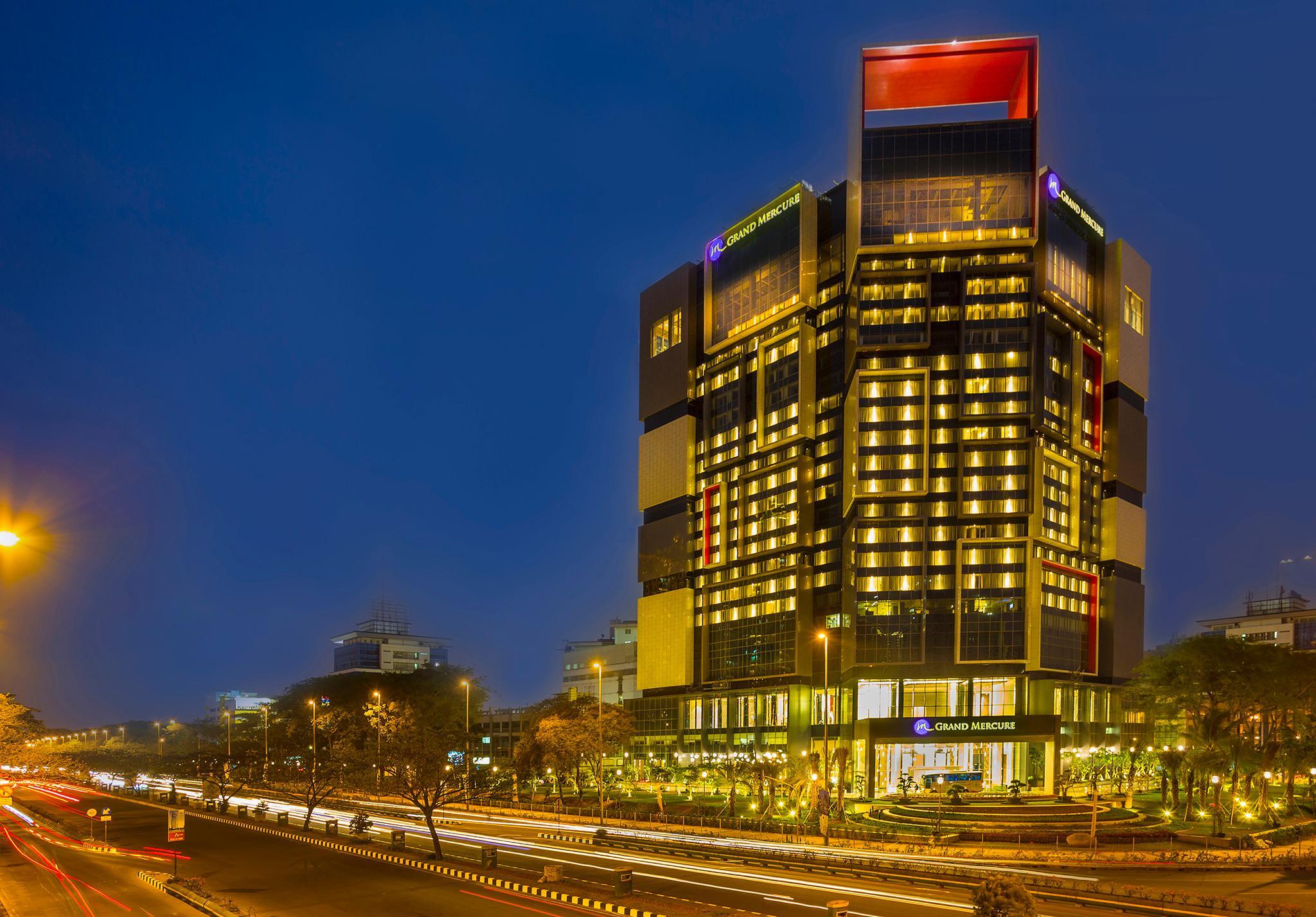 Grand Mercure Jkt Kemayoran, Central Jakarta