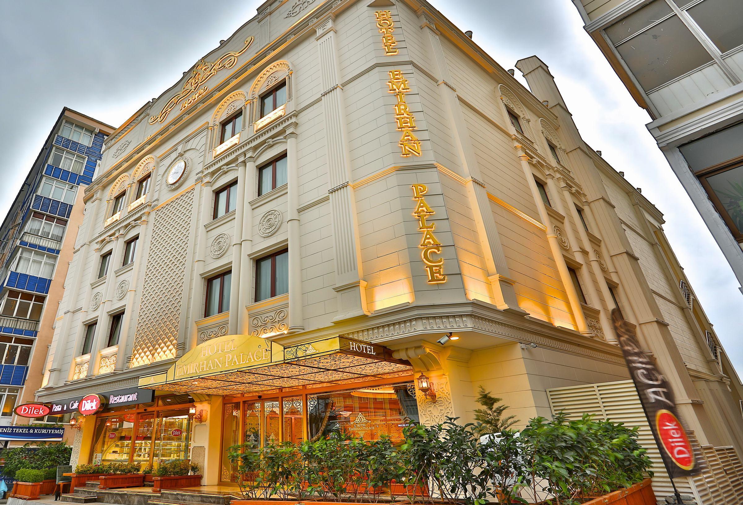 Emirhan Palace Hotel, Esenyurt