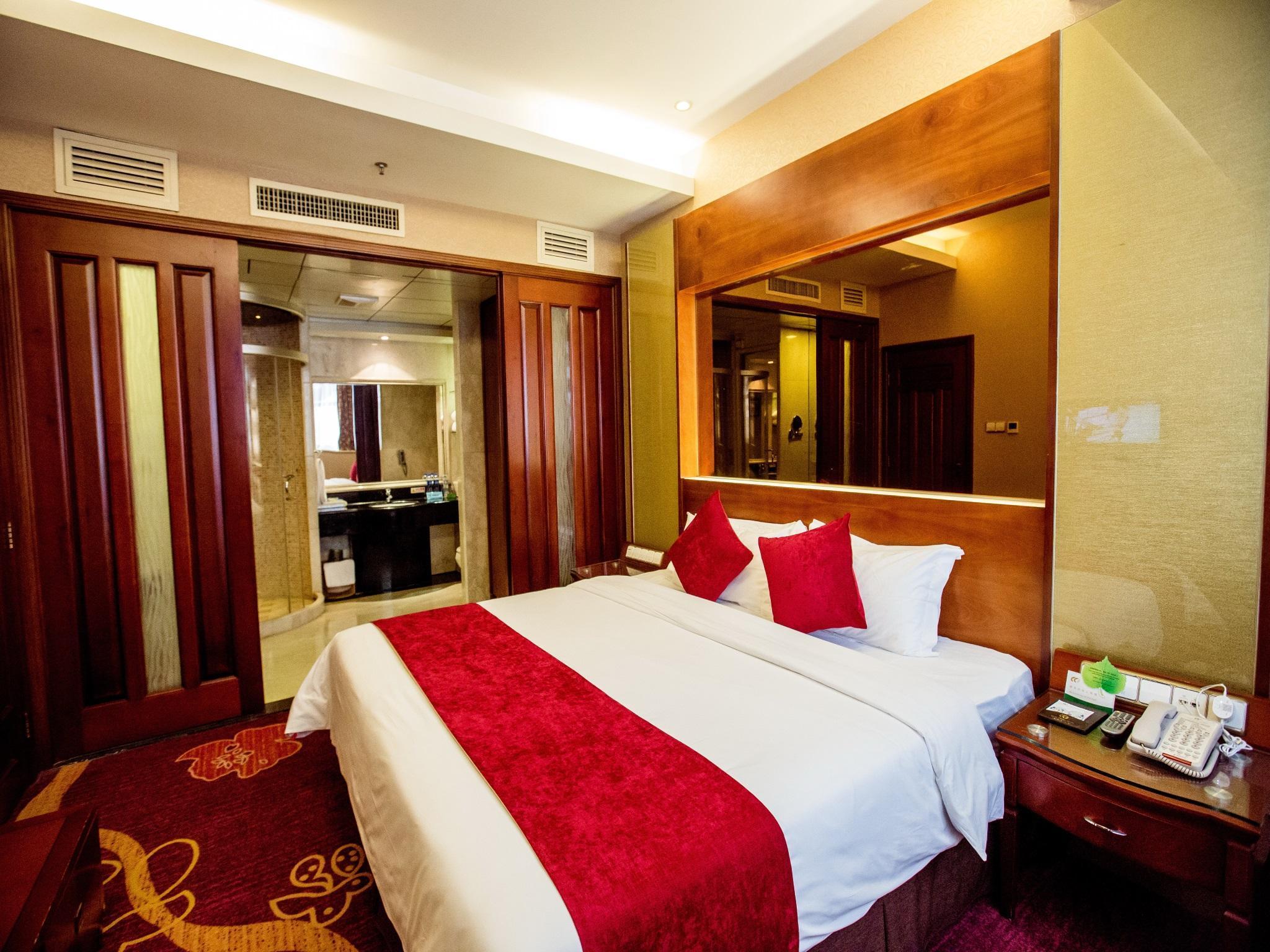 Shenzhen Hongfeng Hotel (Luohu Branch), North