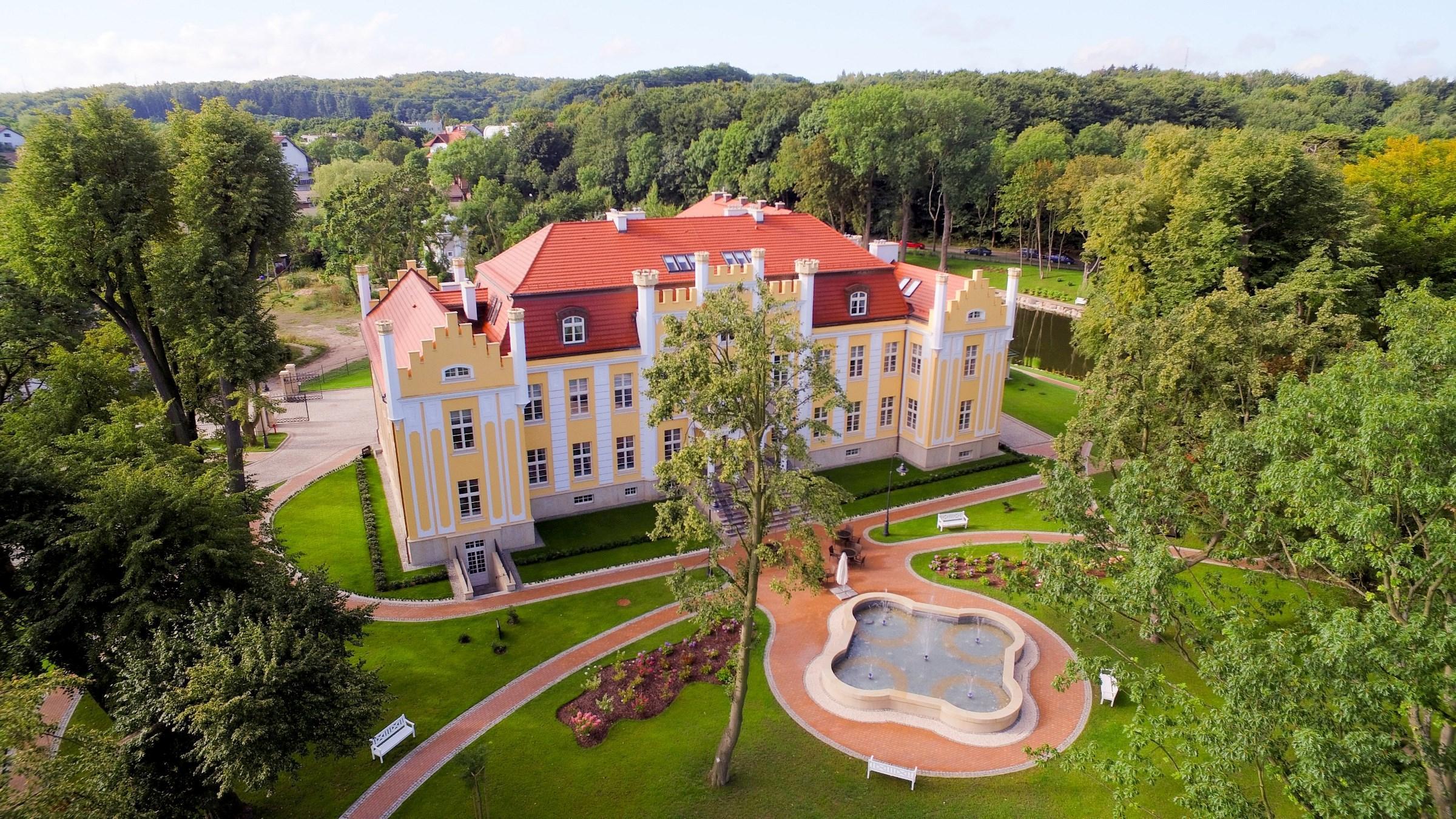 Quadrille Conference & Spa, Gdynia