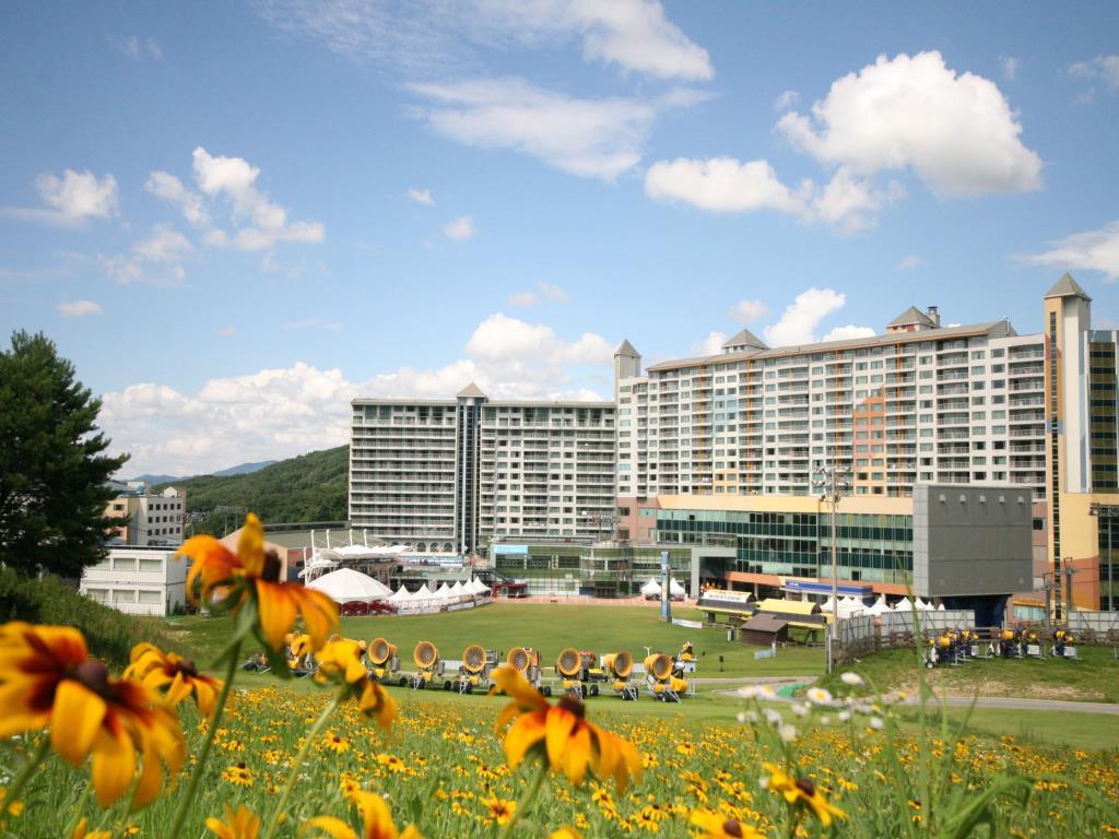 Welli Hilli Park(Ex. Hyundai Sungwoo Resort), Hoengseong