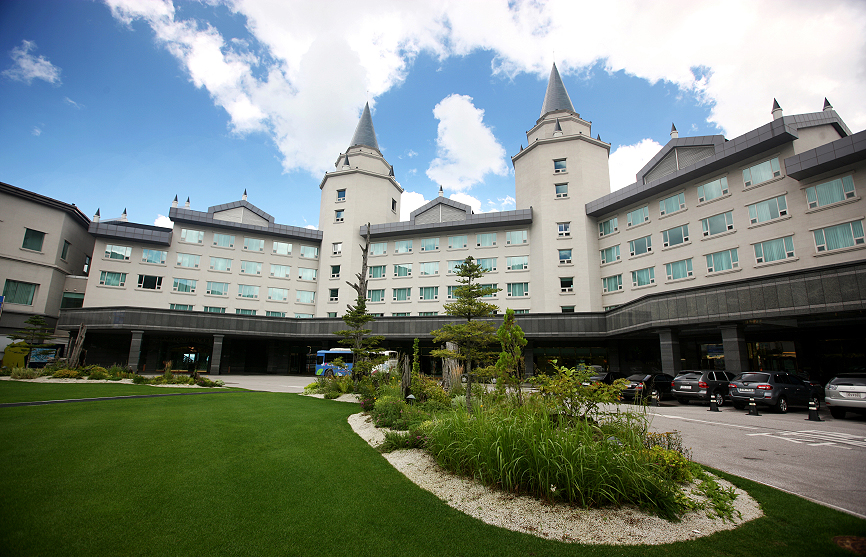 High1 Palace Hotel & CC (High1 Hotel), Jeongseon