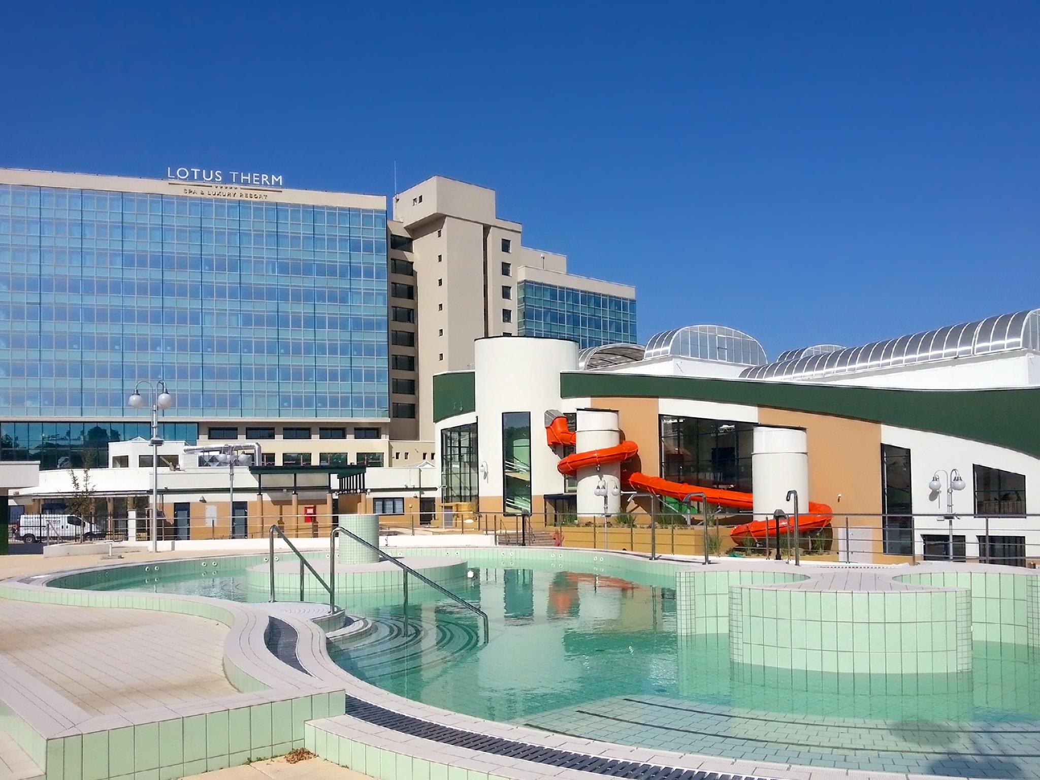 Lotus Therm SPA & Luxury Resort, Sanmartin