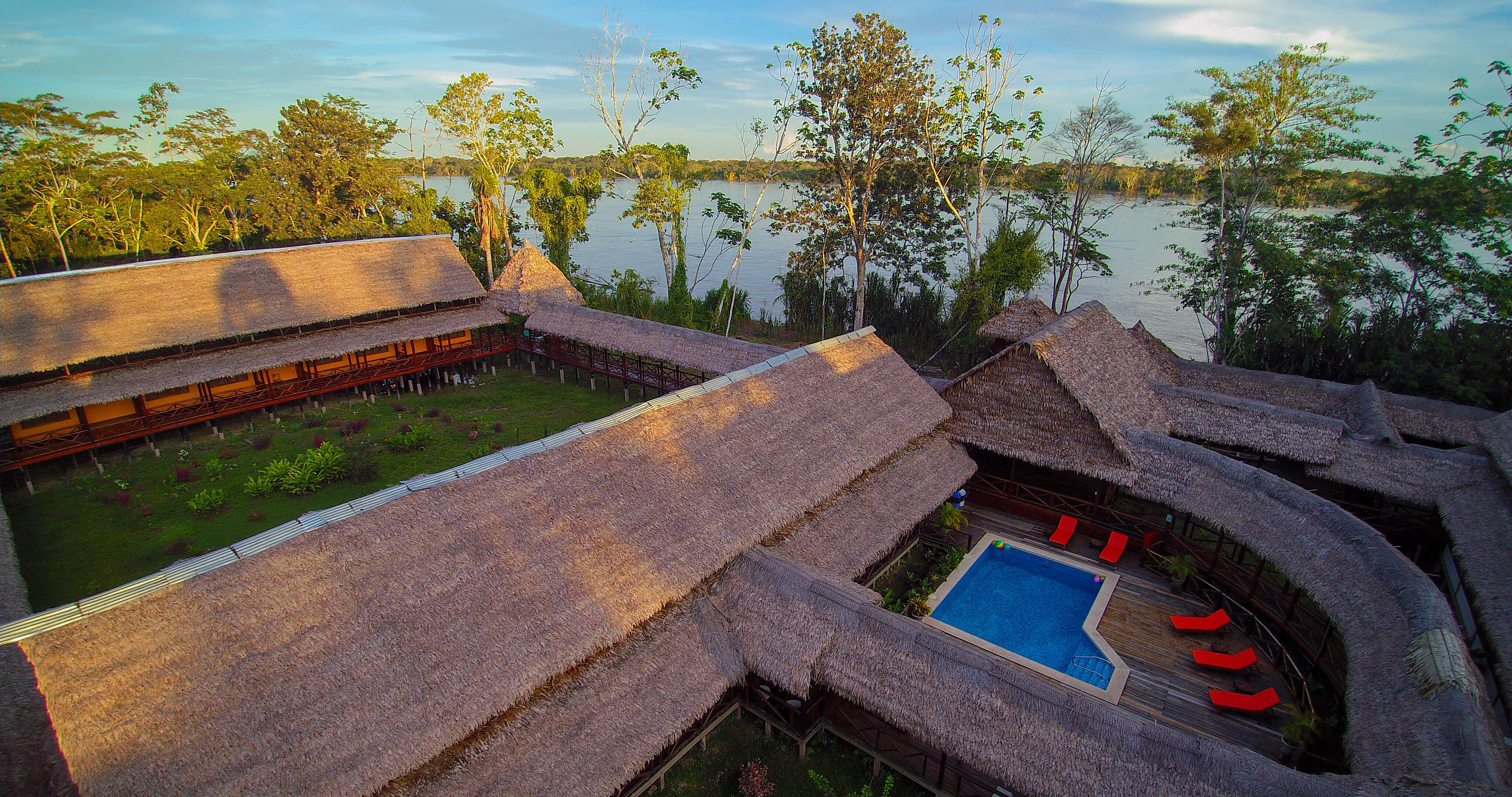 Heliconia Amazon River Lodge, Maynas
