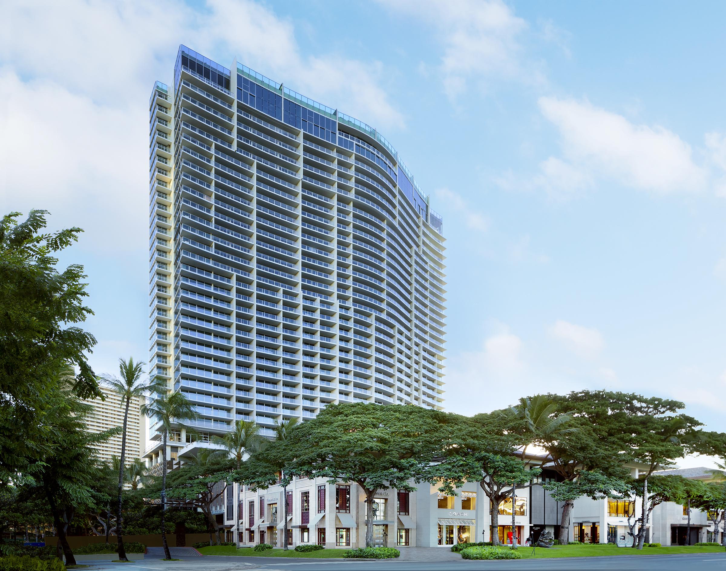 The Ritz-Carlton Residences, Waikiki Beach, Honolulu