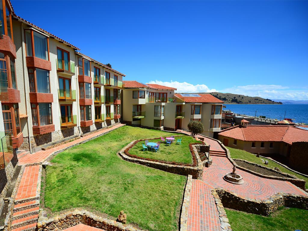 Rosario Lago Titicaca, Manco Kapac