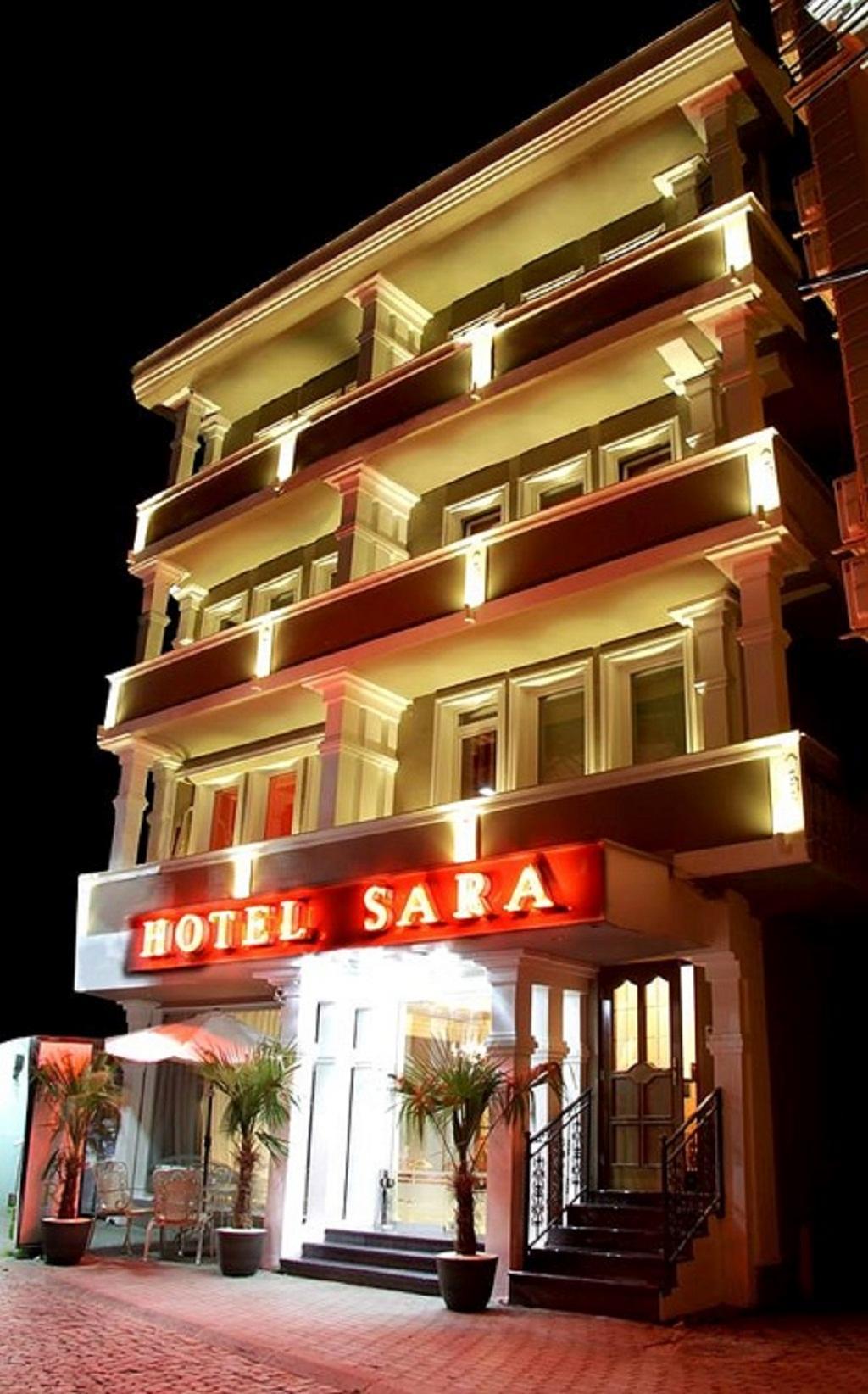 Sara Hotel, Priština