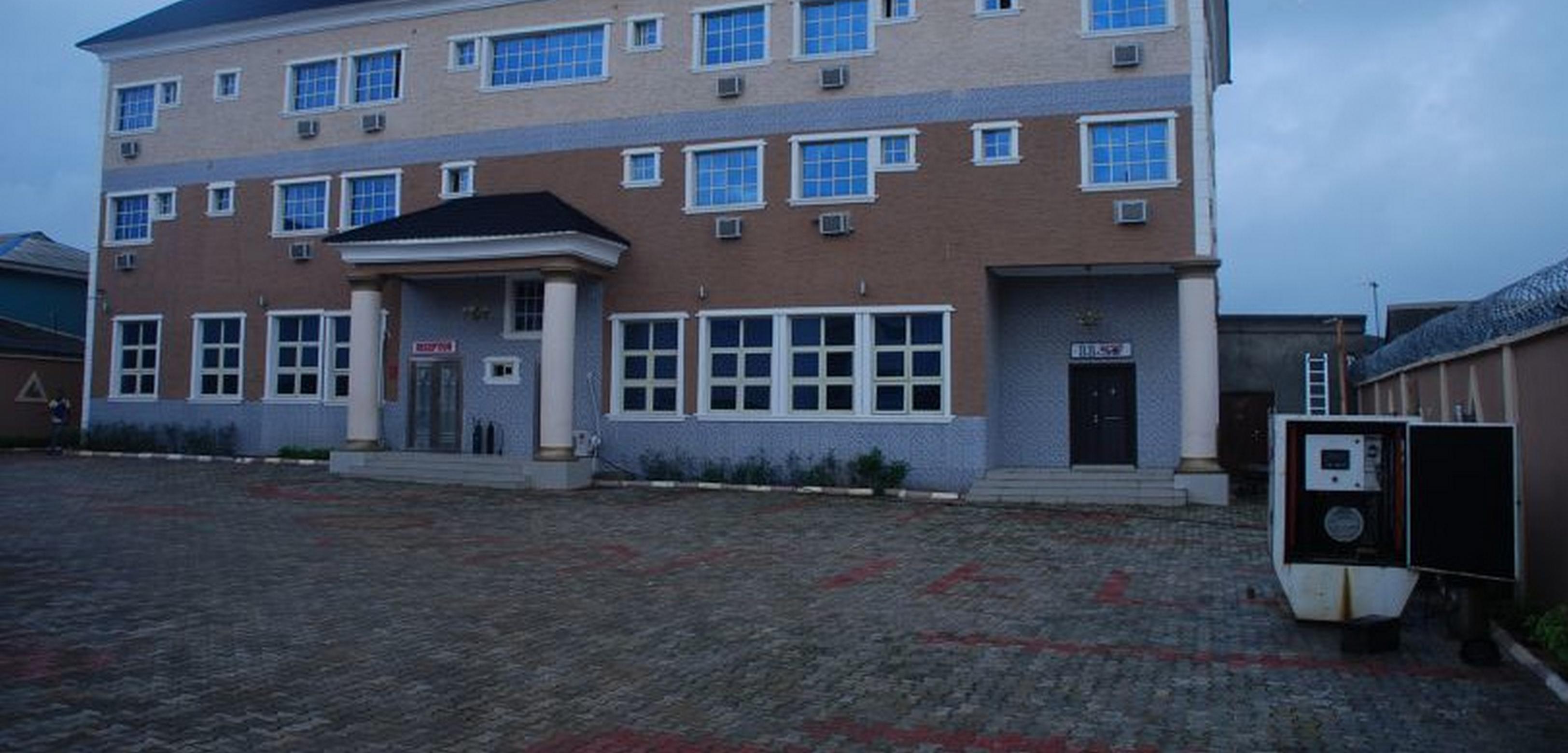 Jaftel Hotel & Suites, Ikorodu