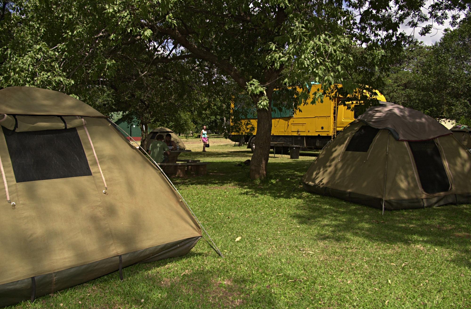 Victoria Falls Rest Camp And Lodges, Hwange