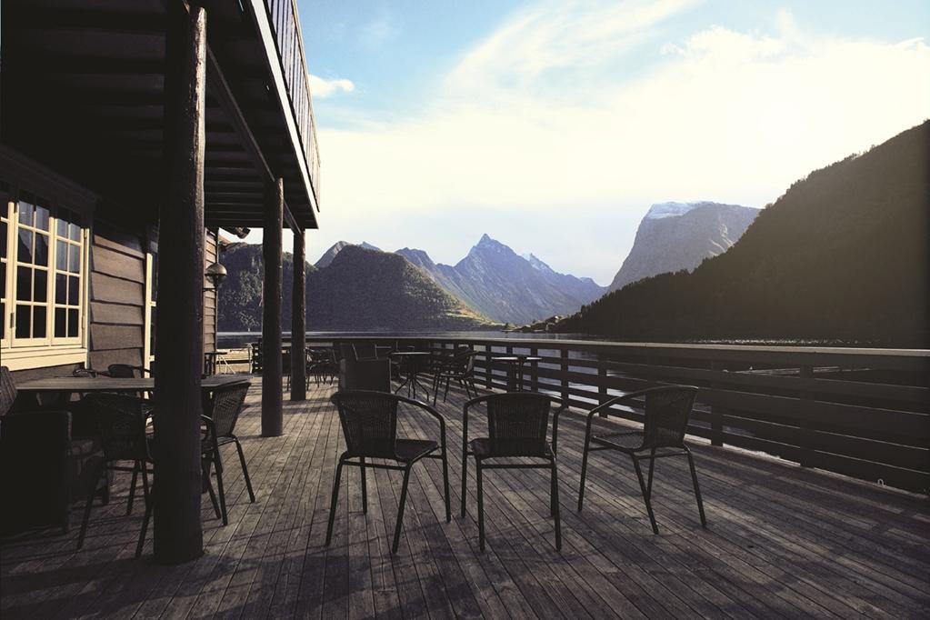 Sagafjord Hotel, Ørsta